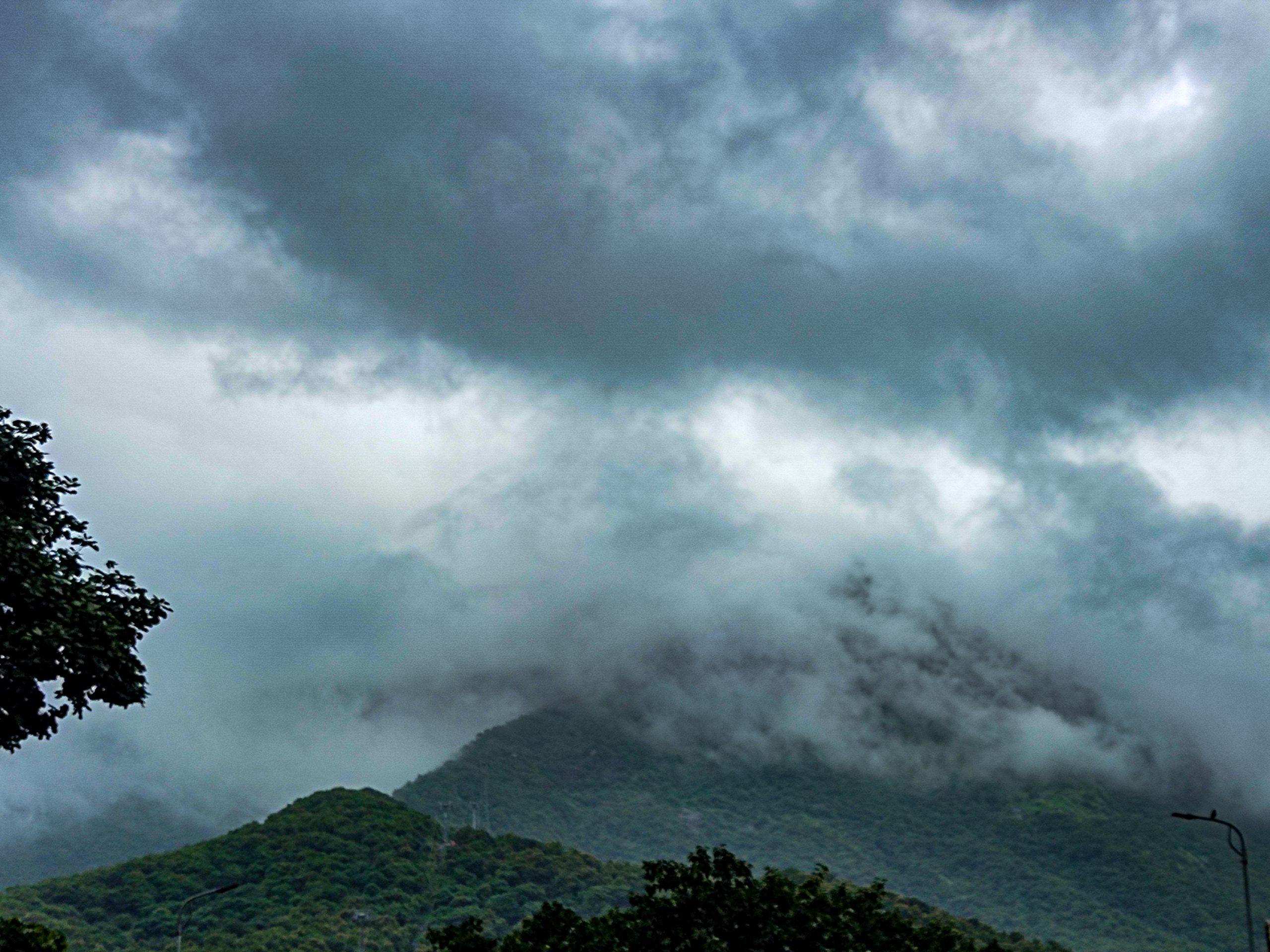 Greenery Mountain