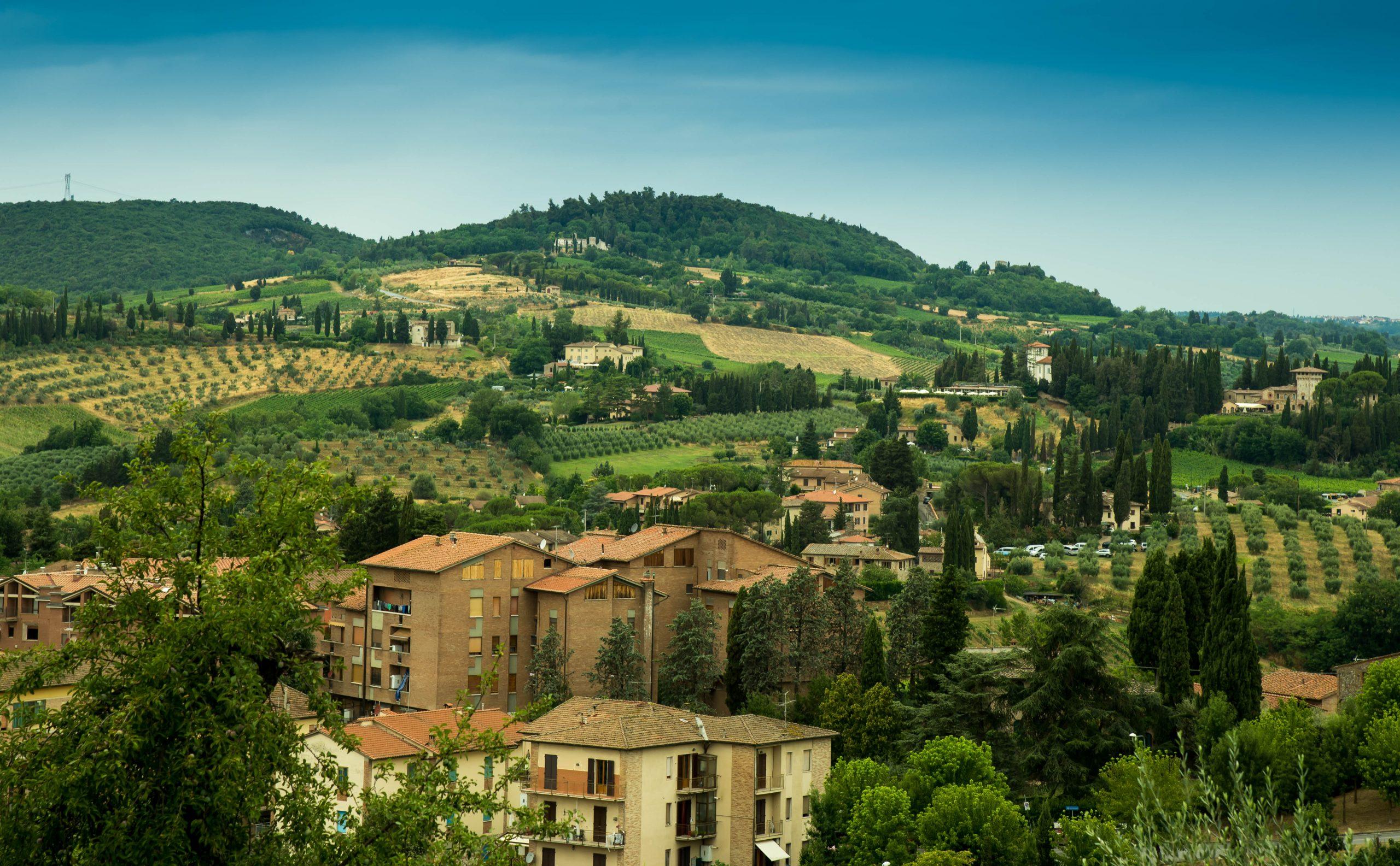Greenery Mountain Village