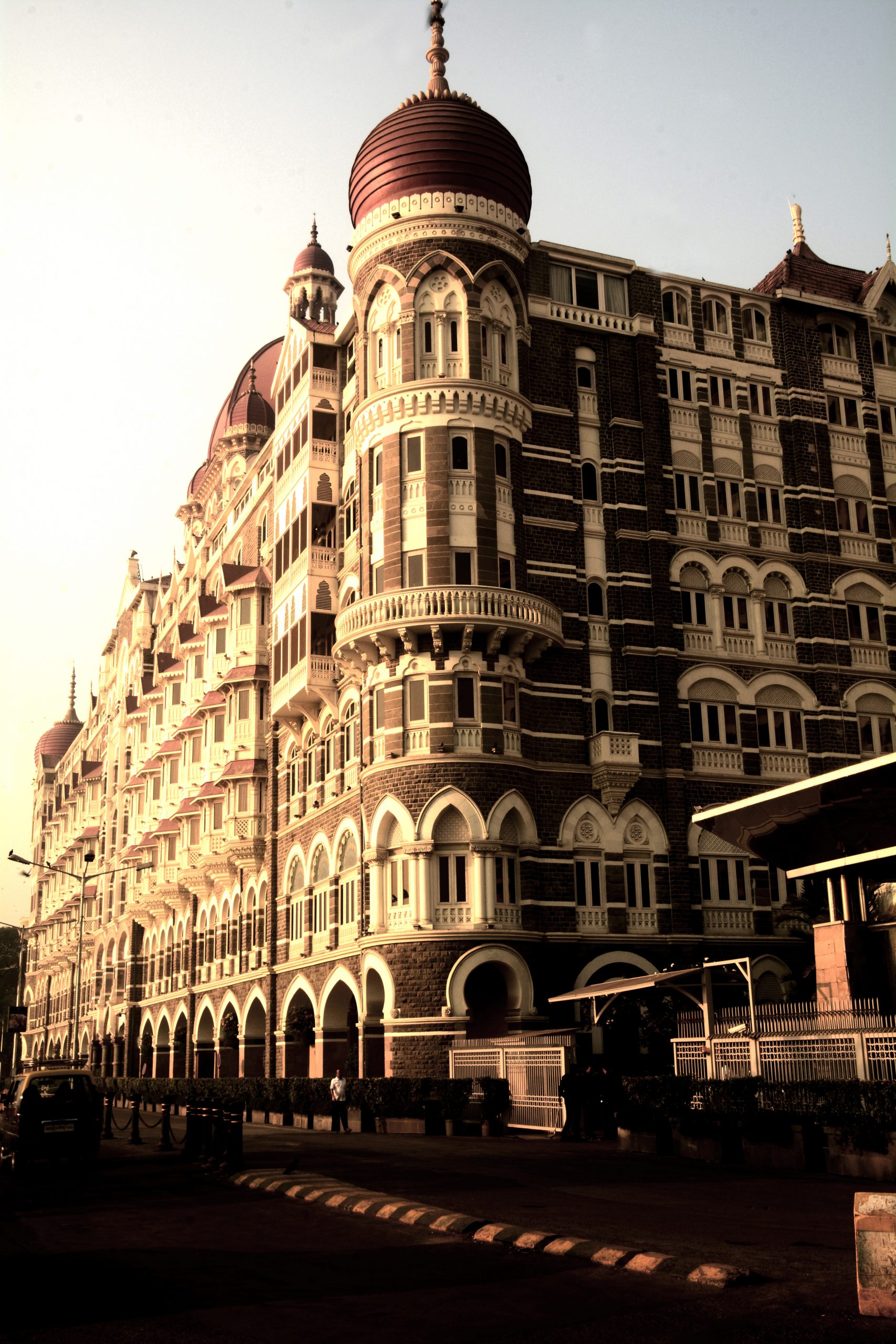 Hotel Taj Palace- India's most expensive hotel.