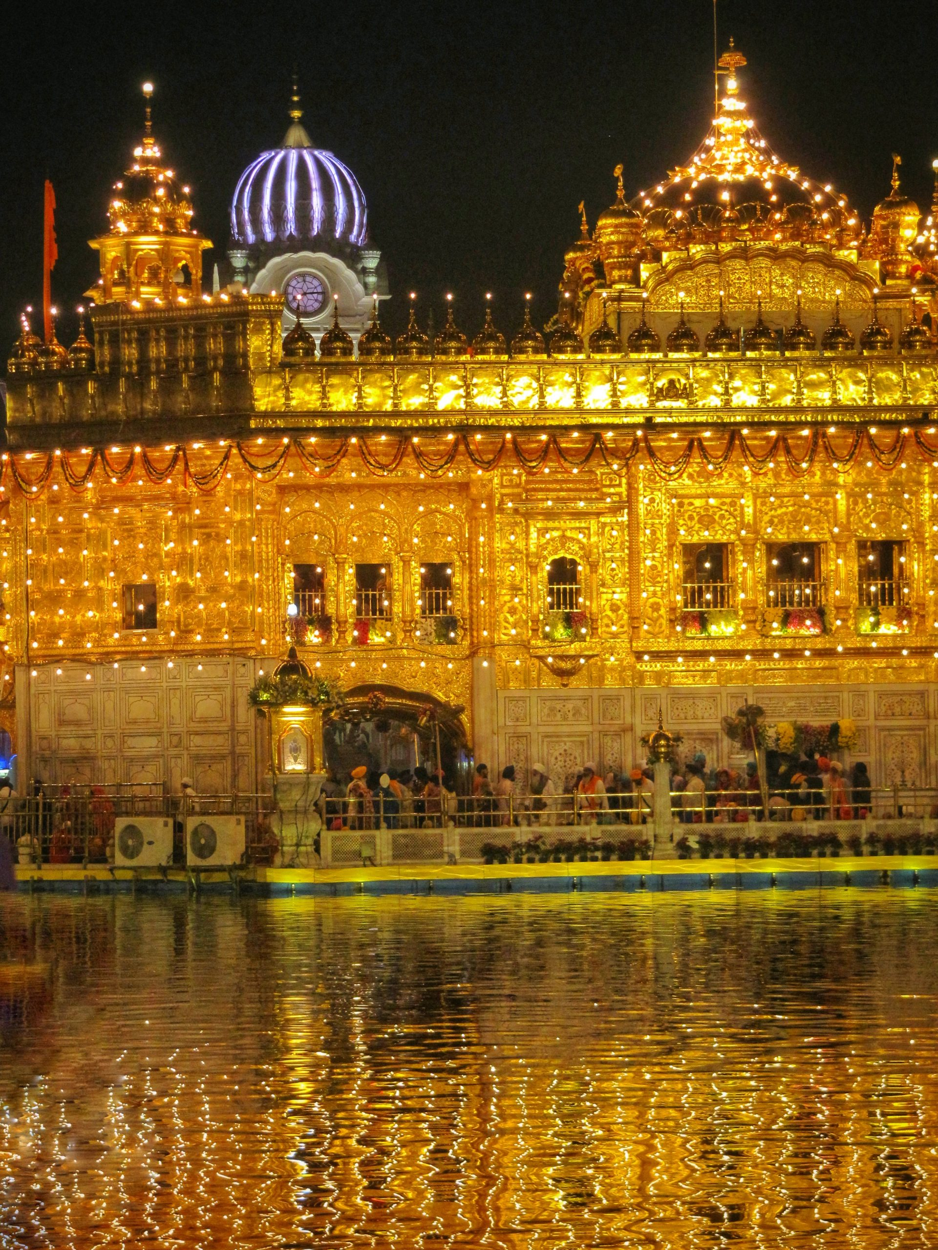 Harmandir Sahib in Punjab, India
