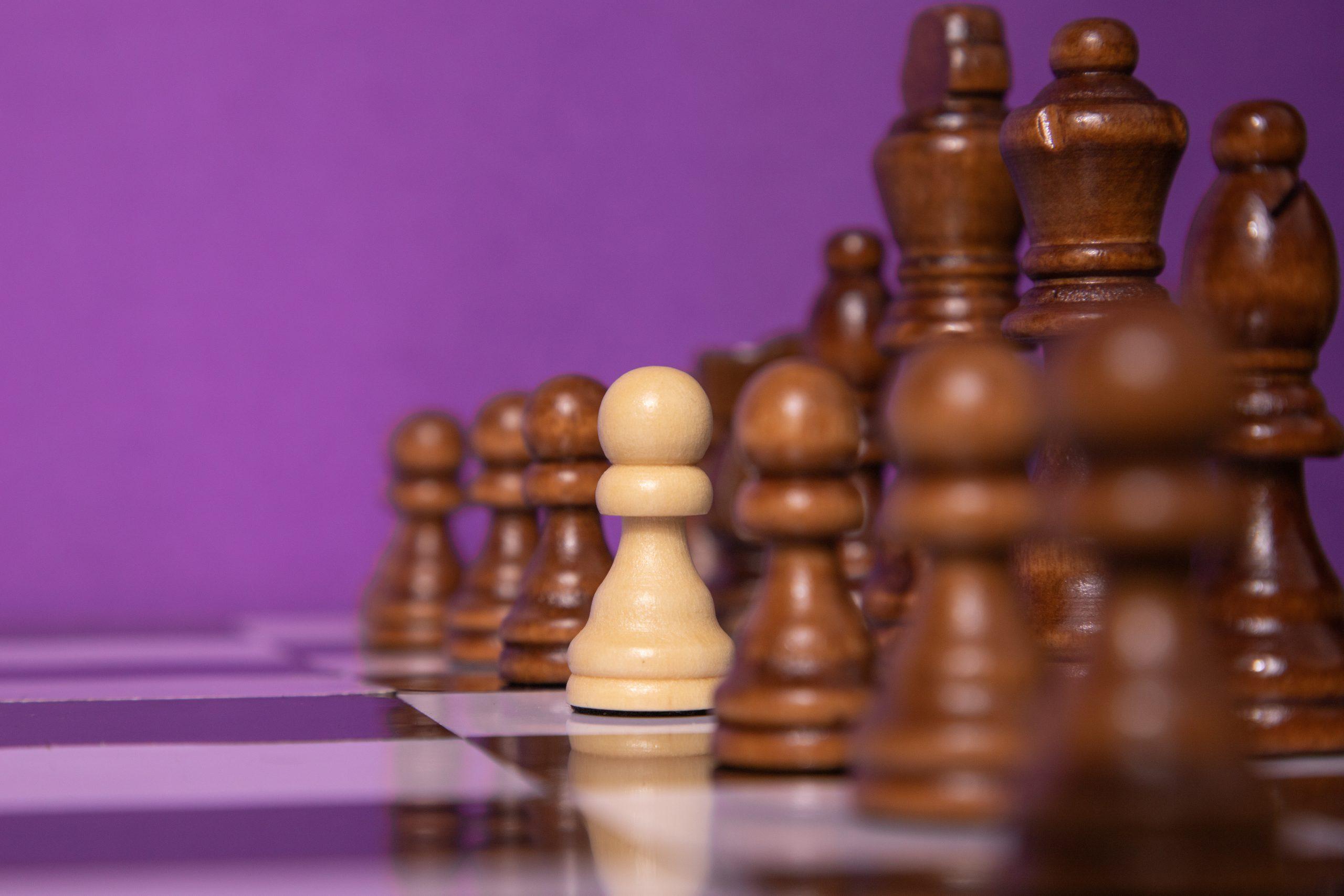 Hidden pawn