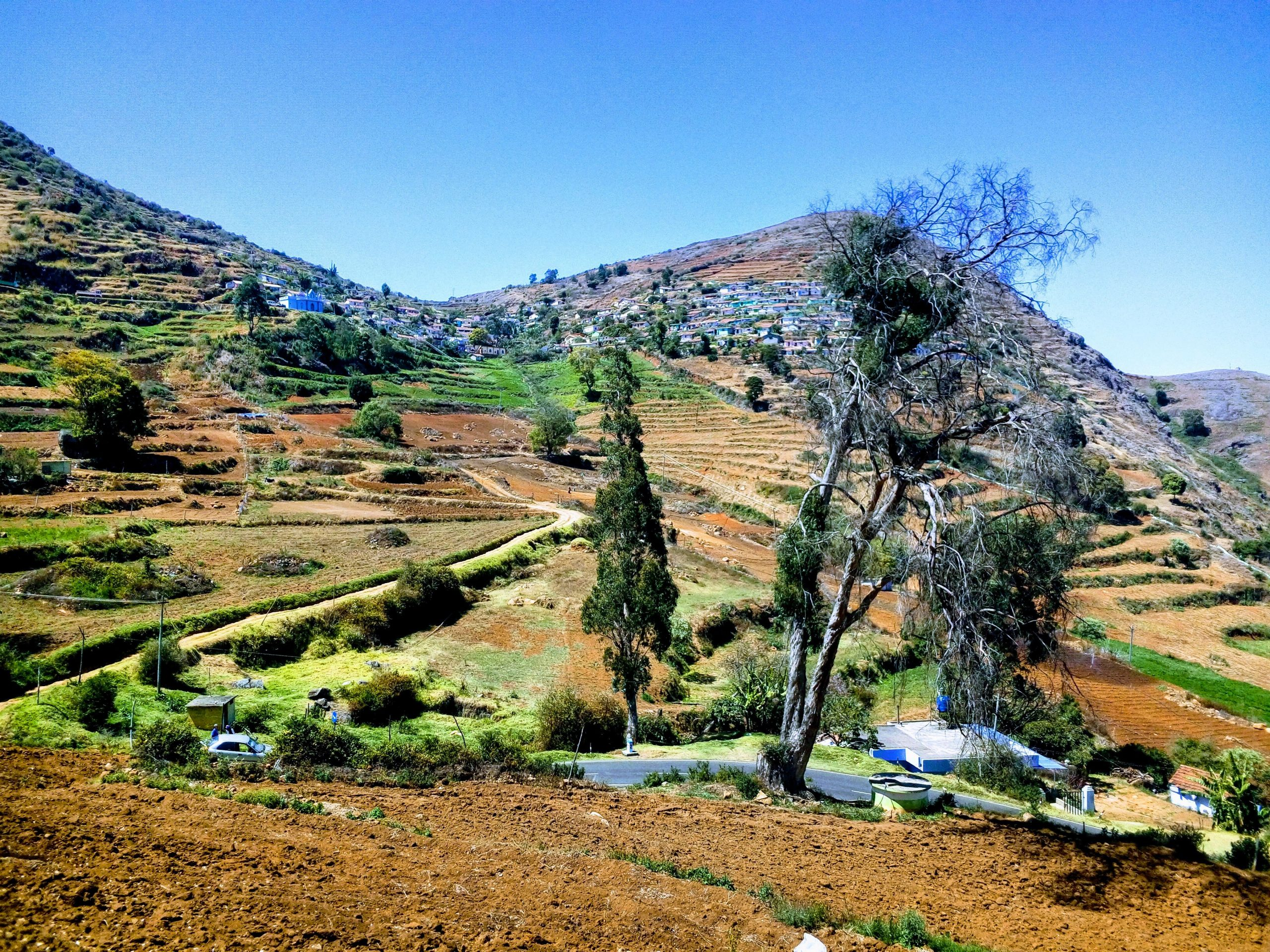 Hill station - Ooty