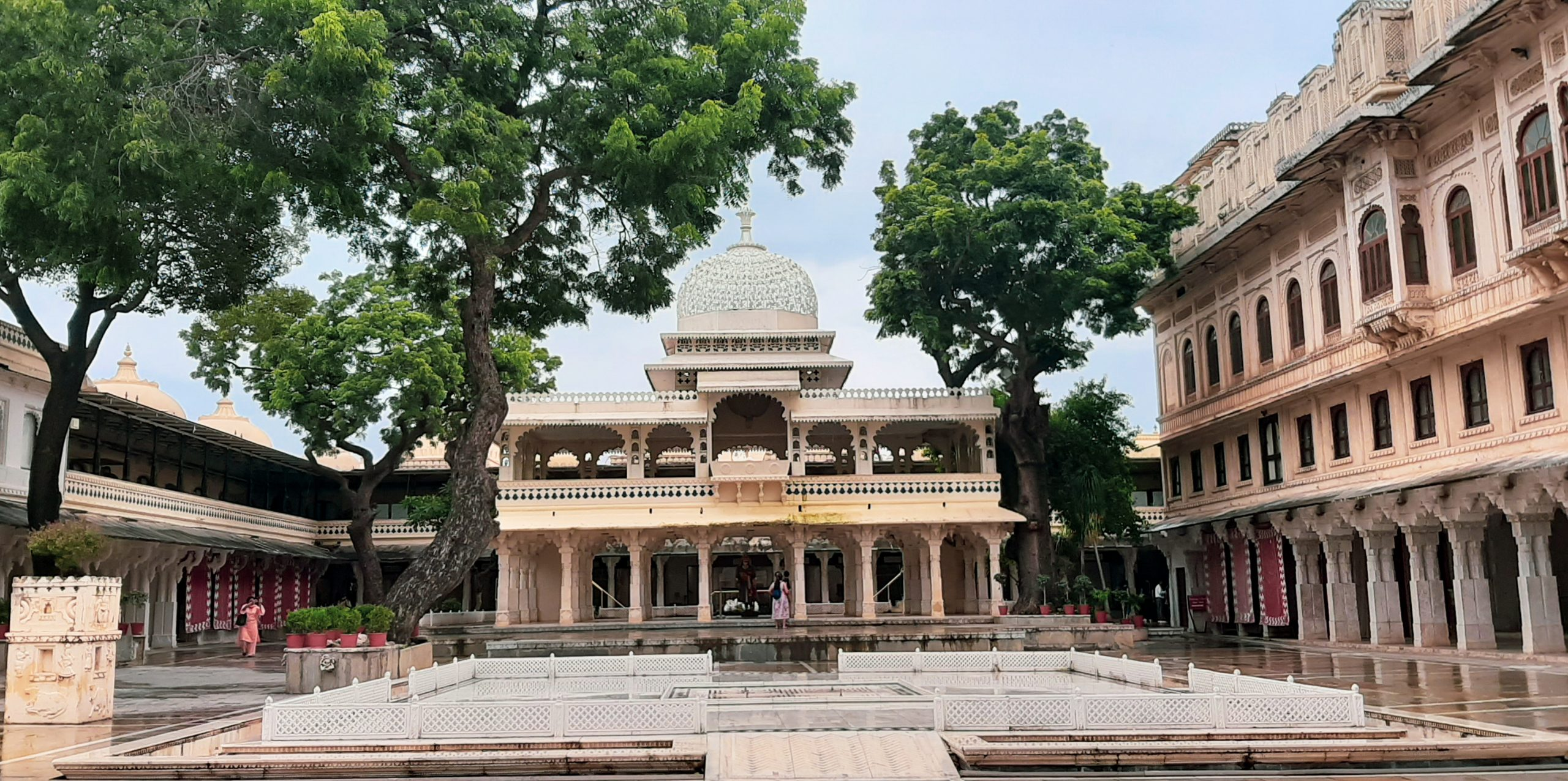 Hindu Temple in Udaipur