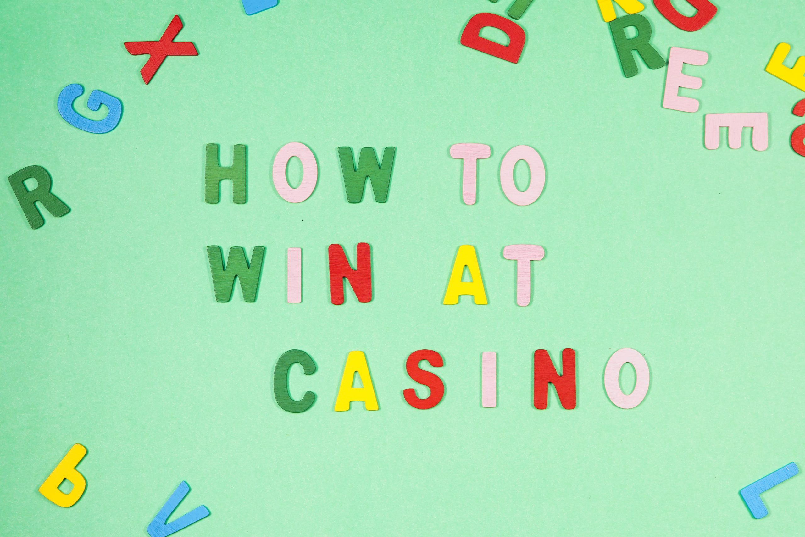 How to win at casino
