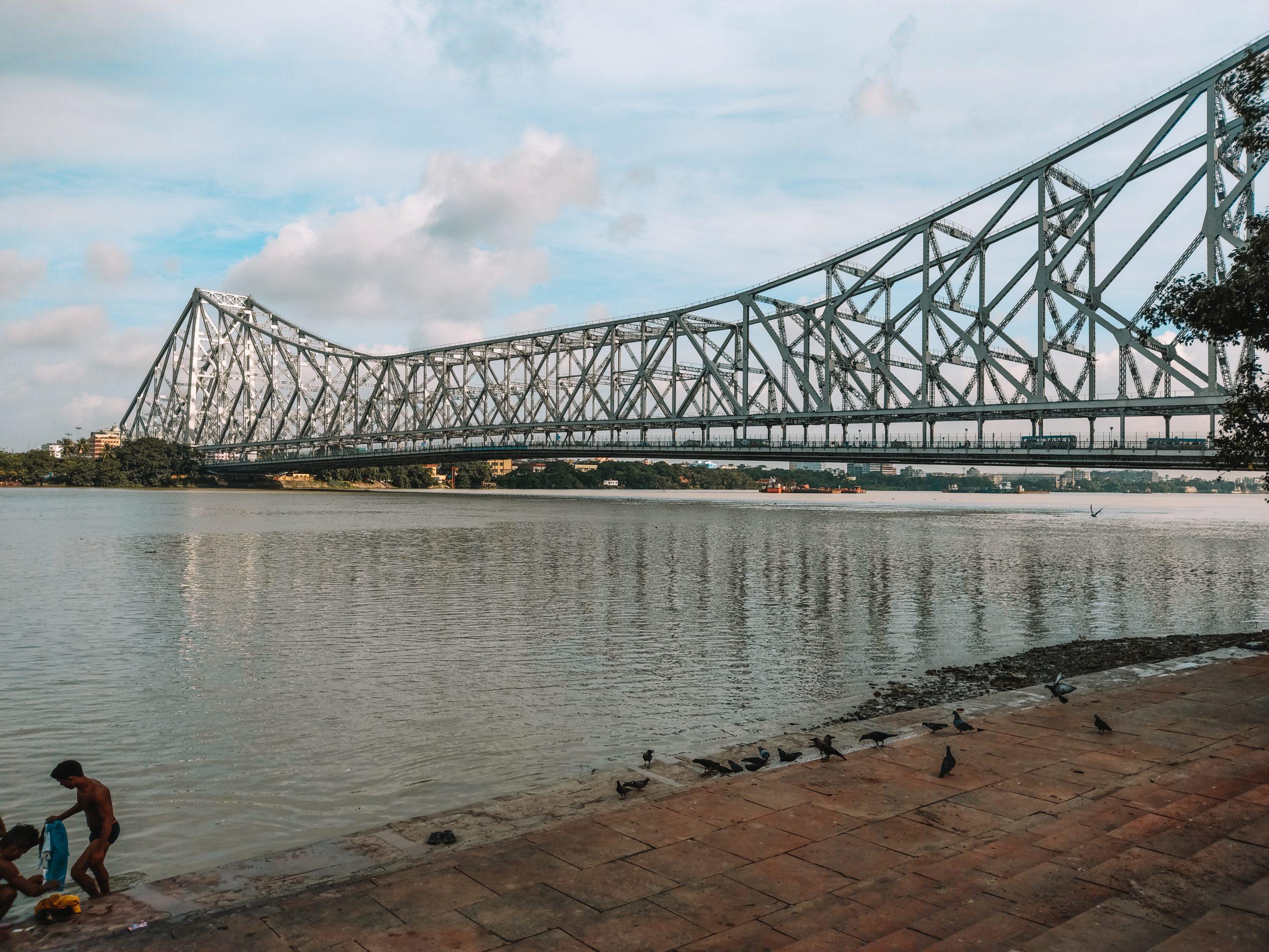 Howrah Bridge