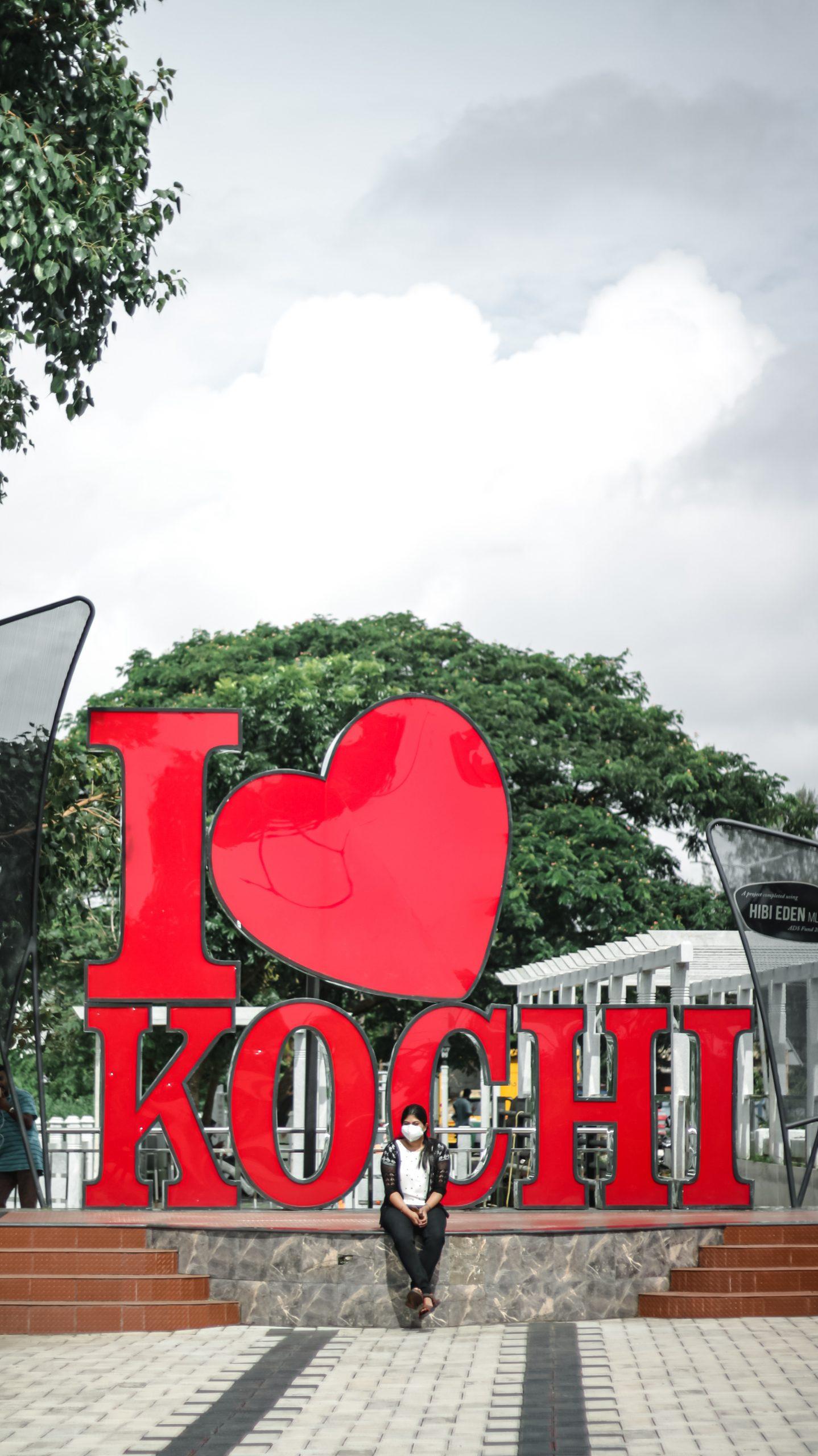 I Love Kochi