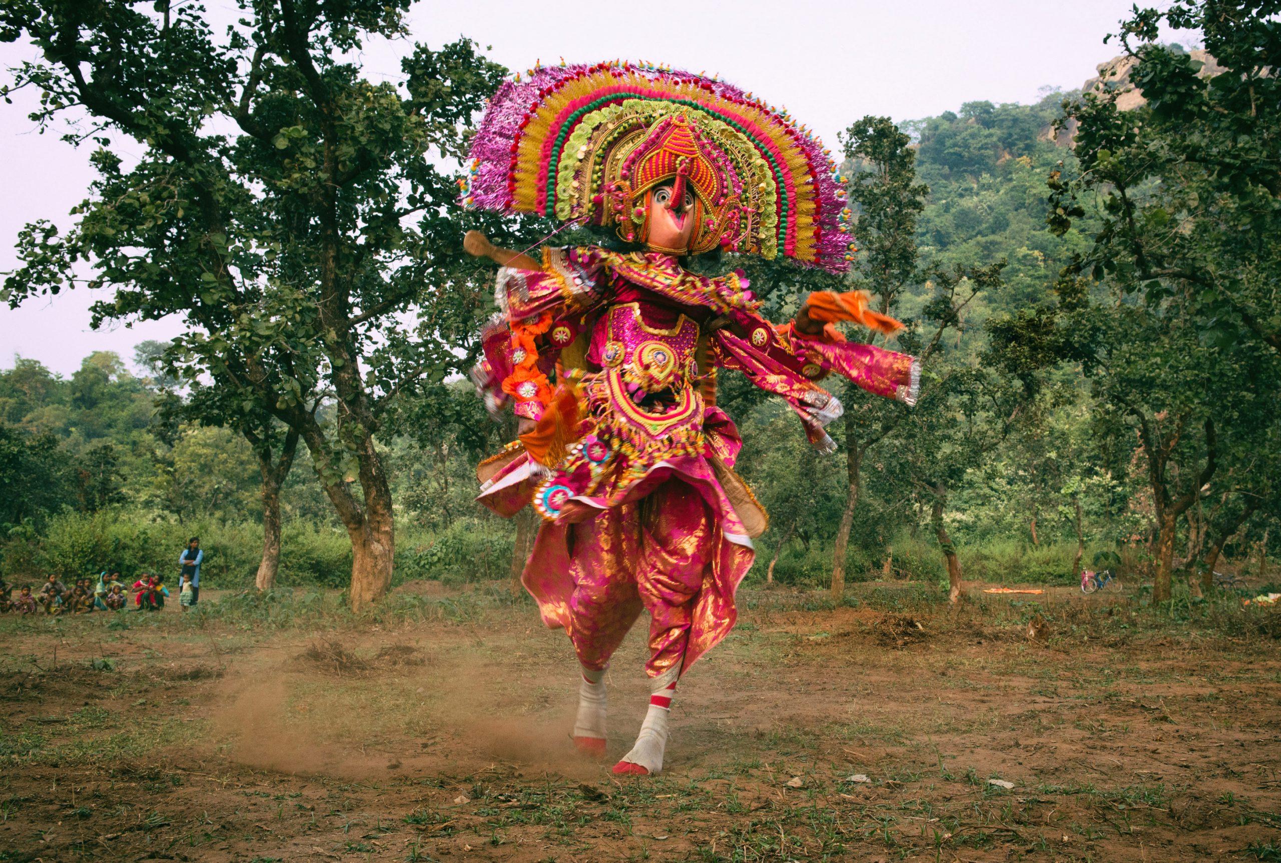 Indian Chhau Dance