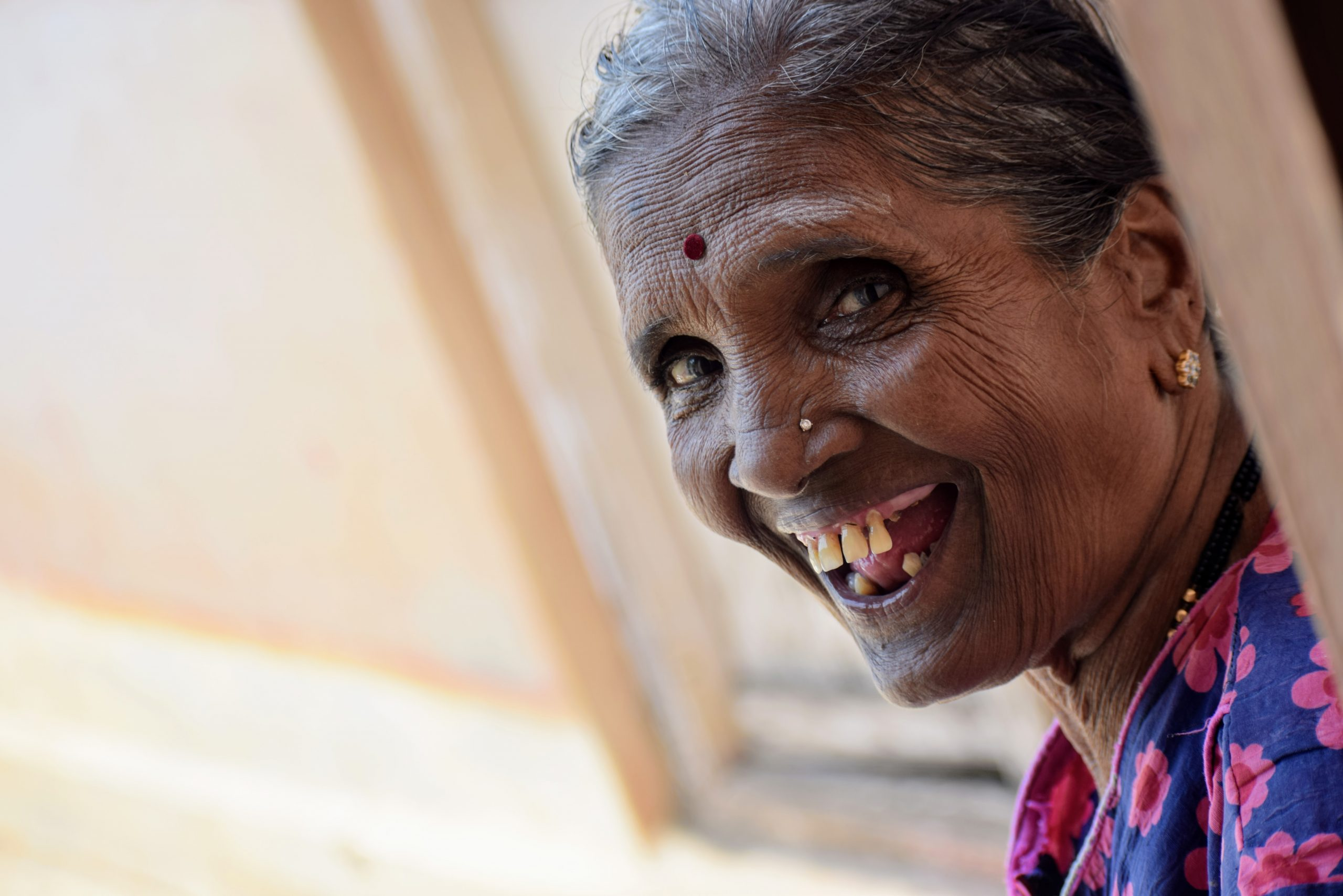 Indian Old Women