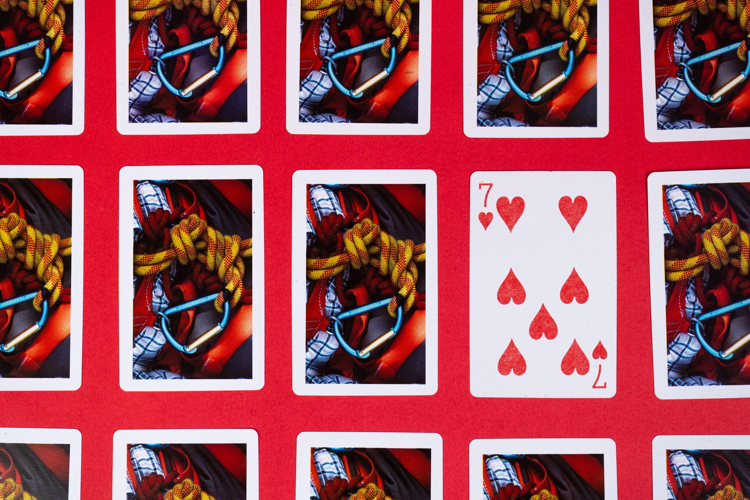 Infinite Cards Seven
