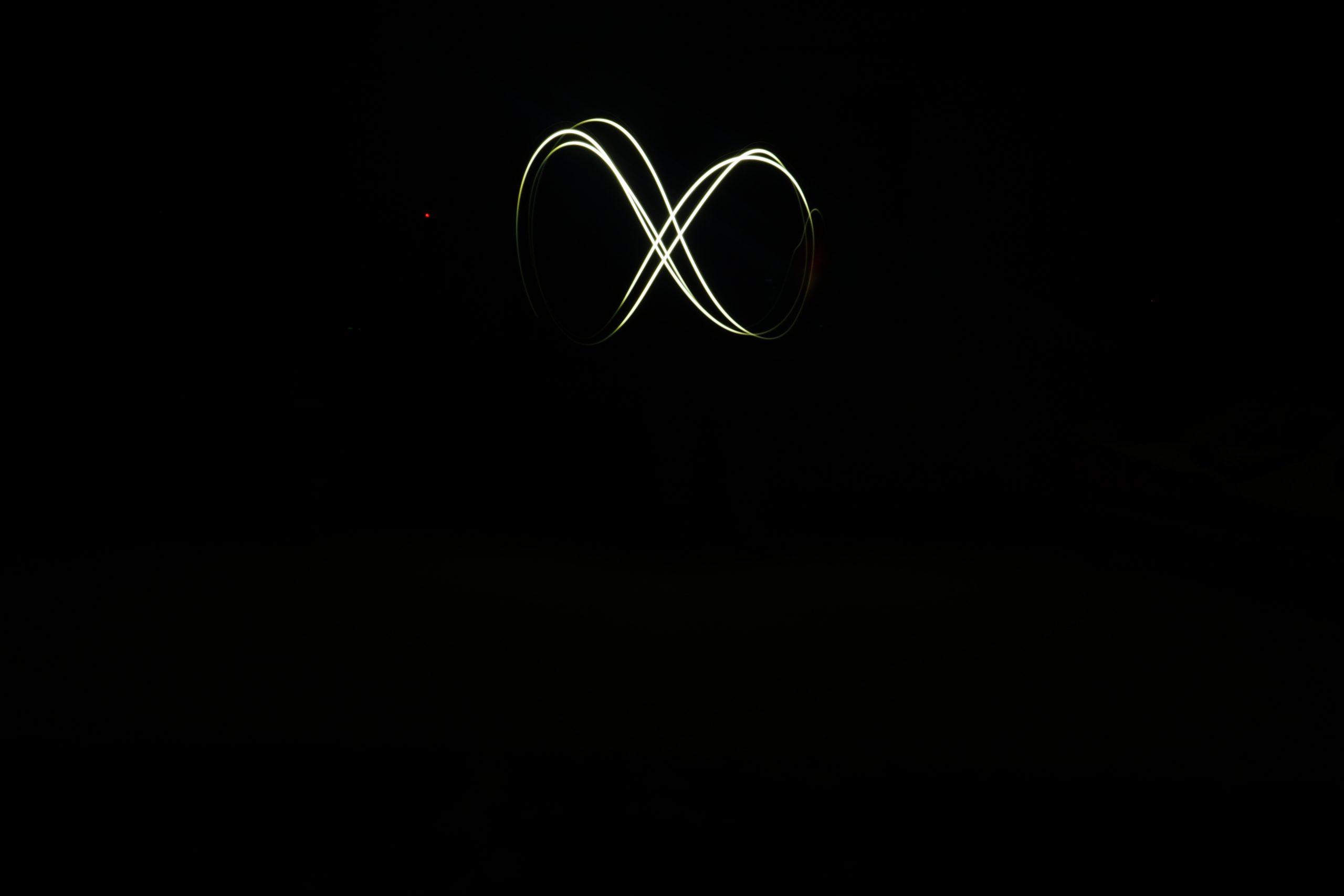 An infinity loop
