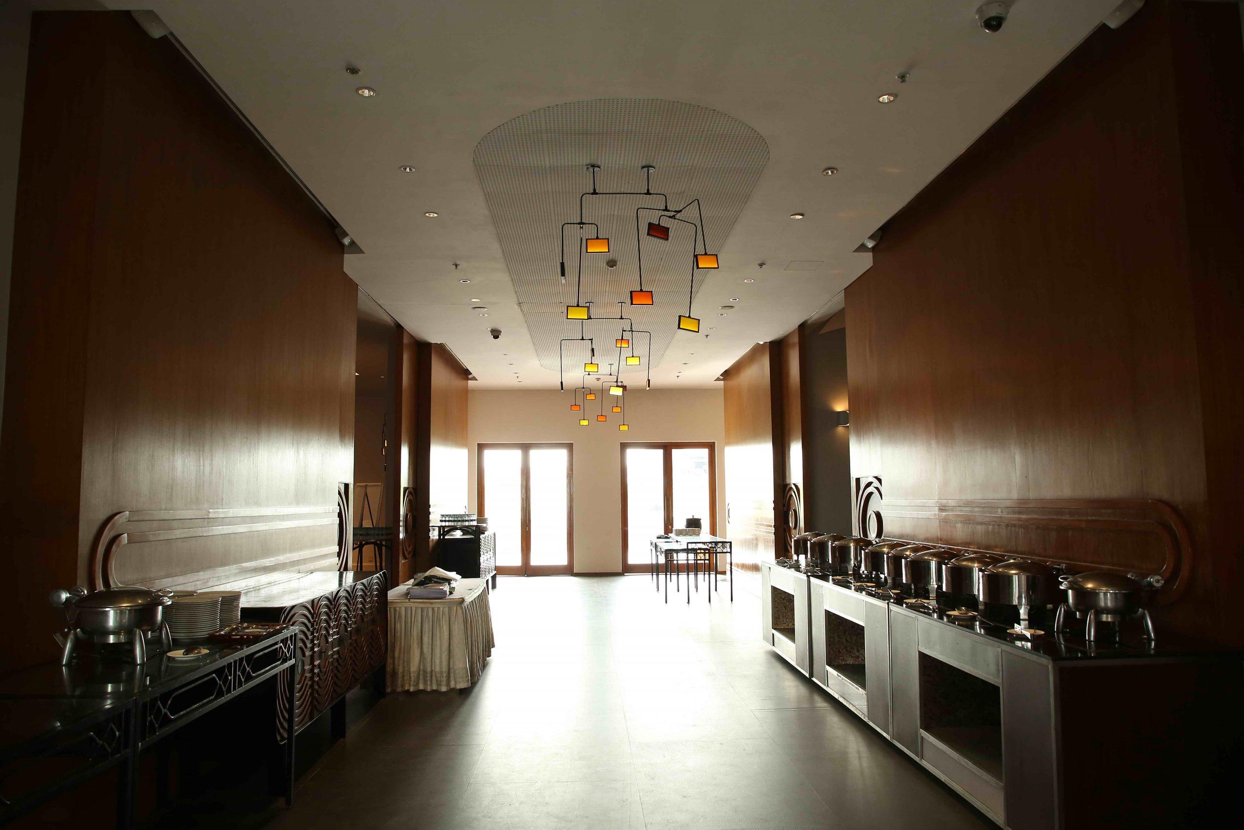 Interior of a Hotel