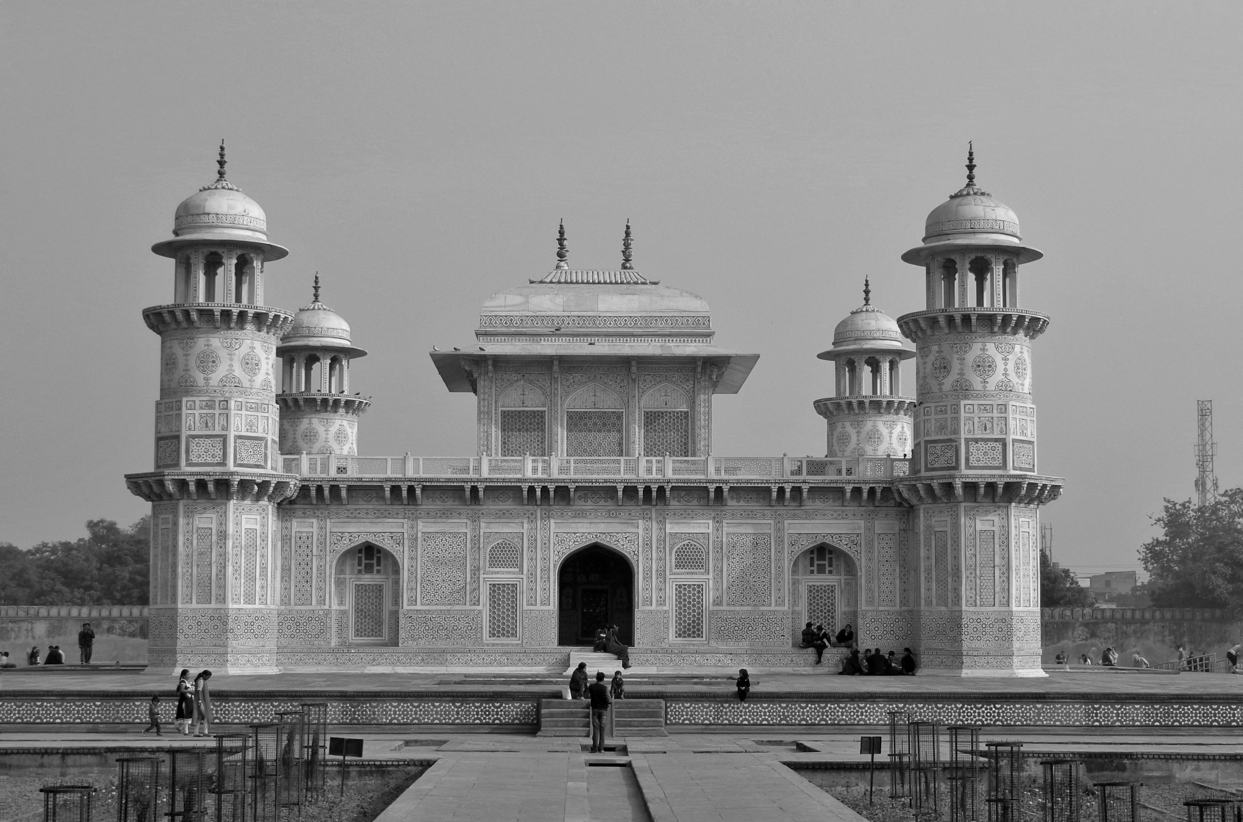 Itmad-ud-Daula Tomb in Agra
