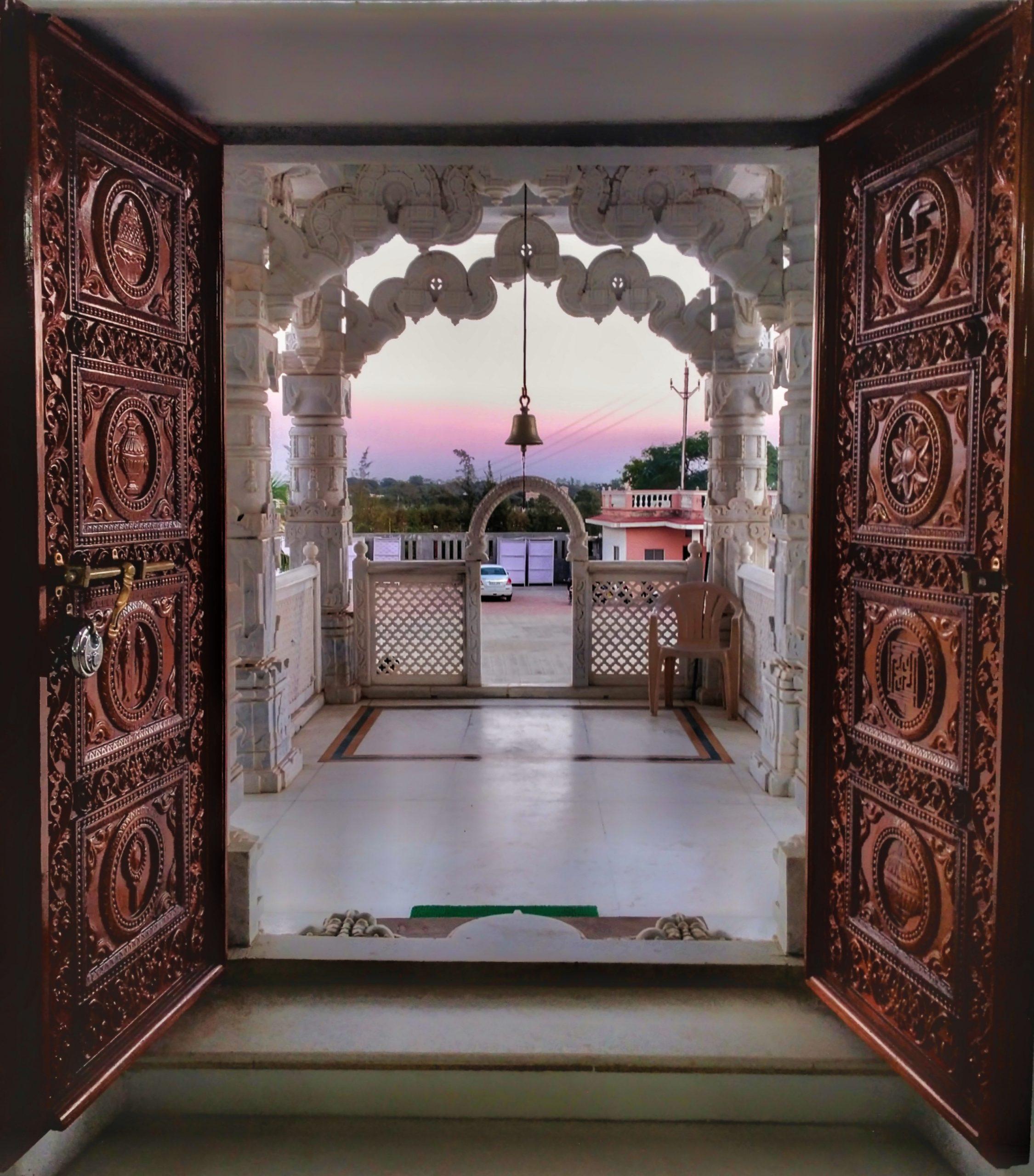 Jain temple, Ratlam