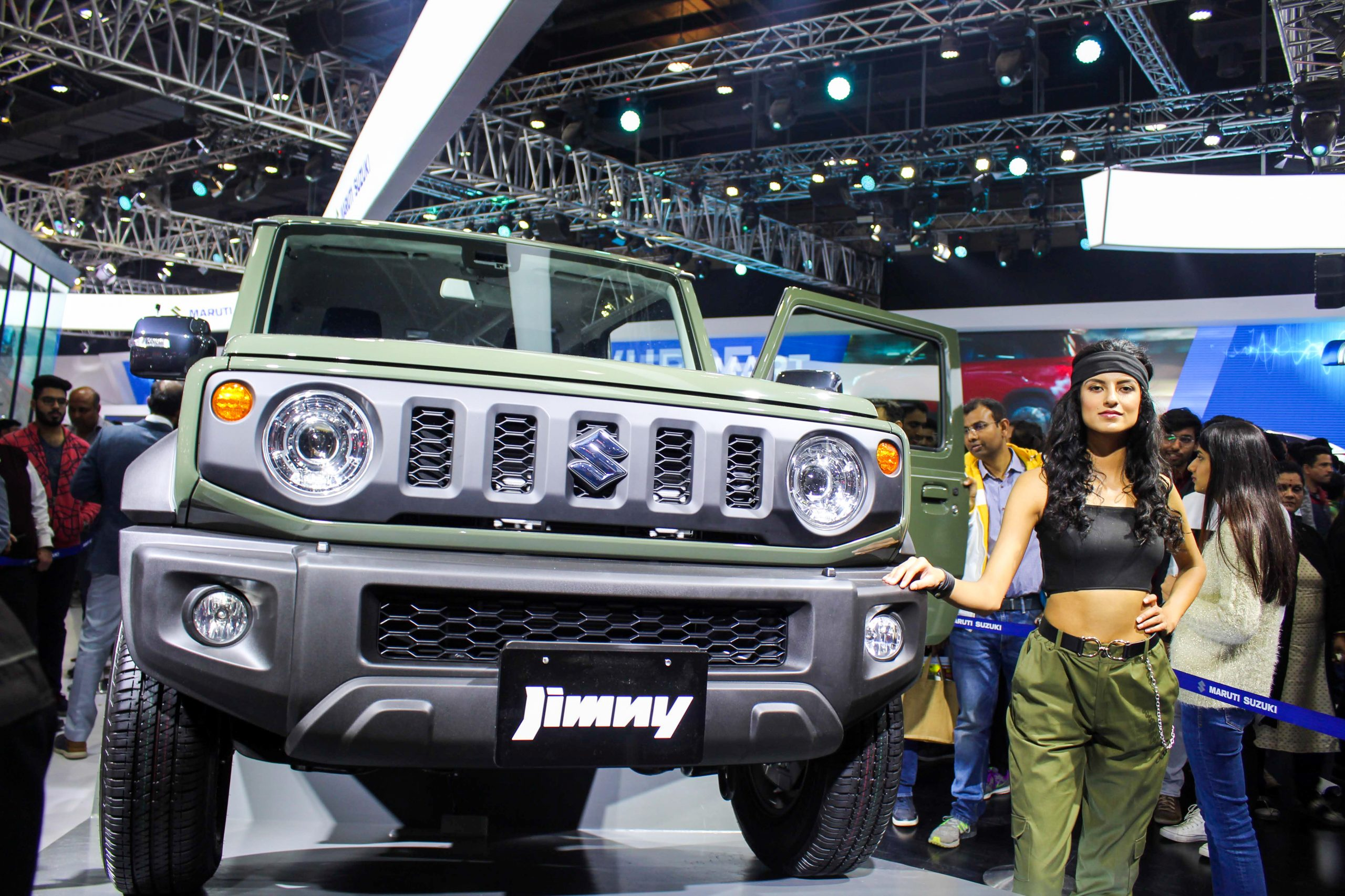 Jimmy Jeep Expo