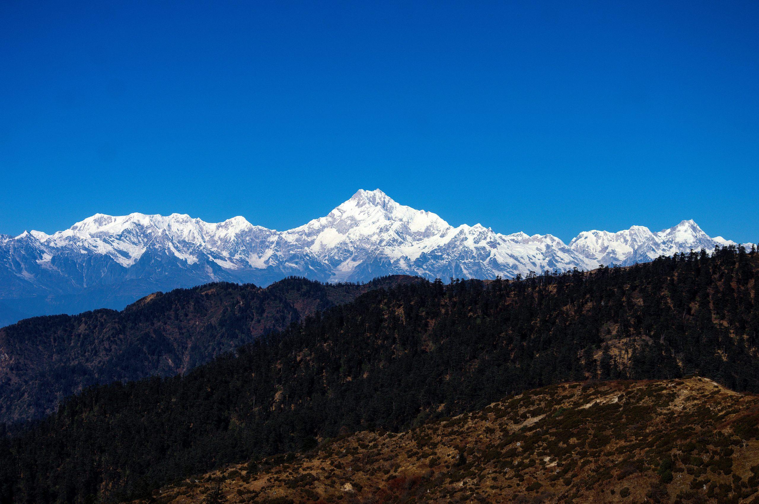 Kanchenjungha Peak