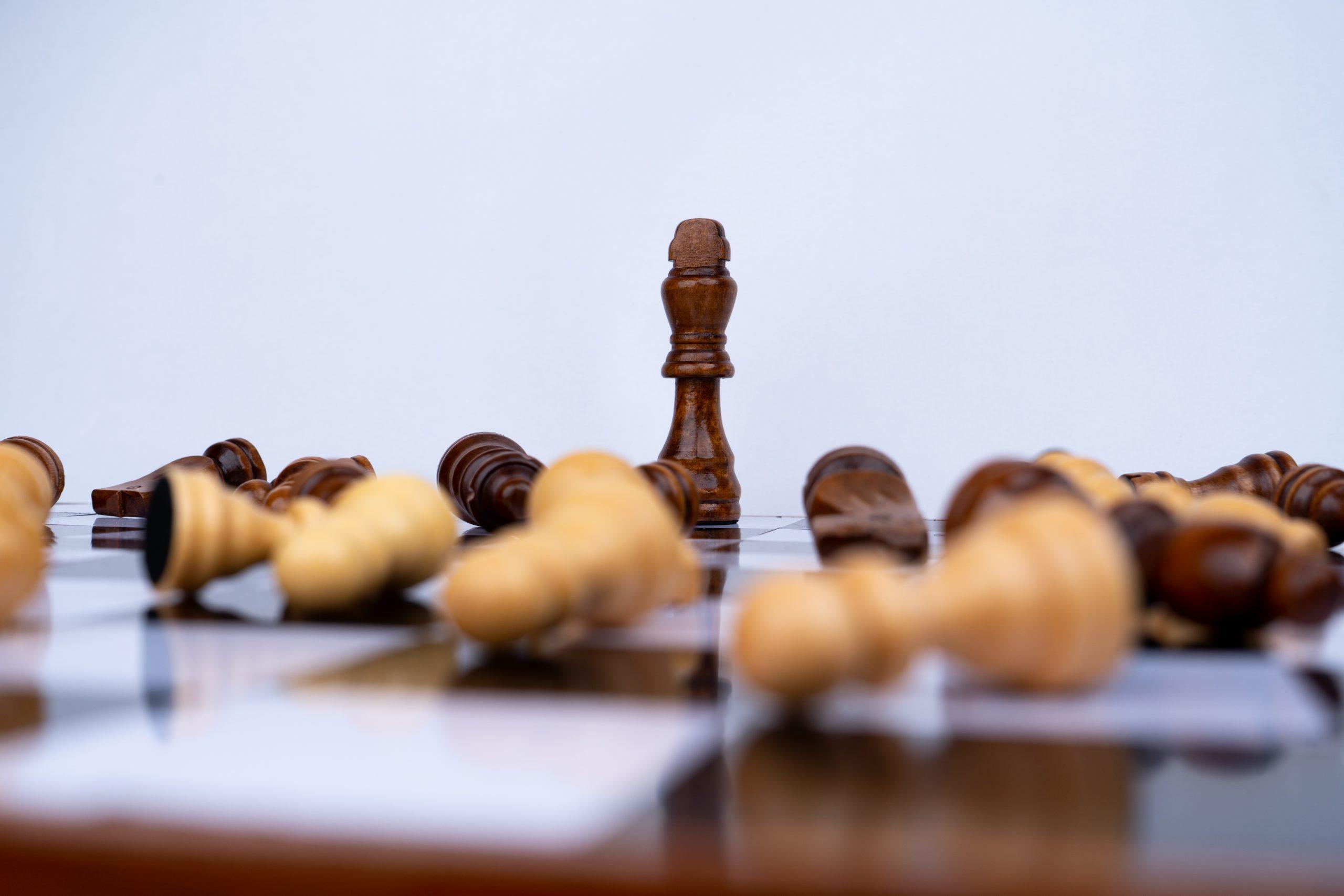 King of chess game - Free Image by Akshay Gupta on PixaHive.com