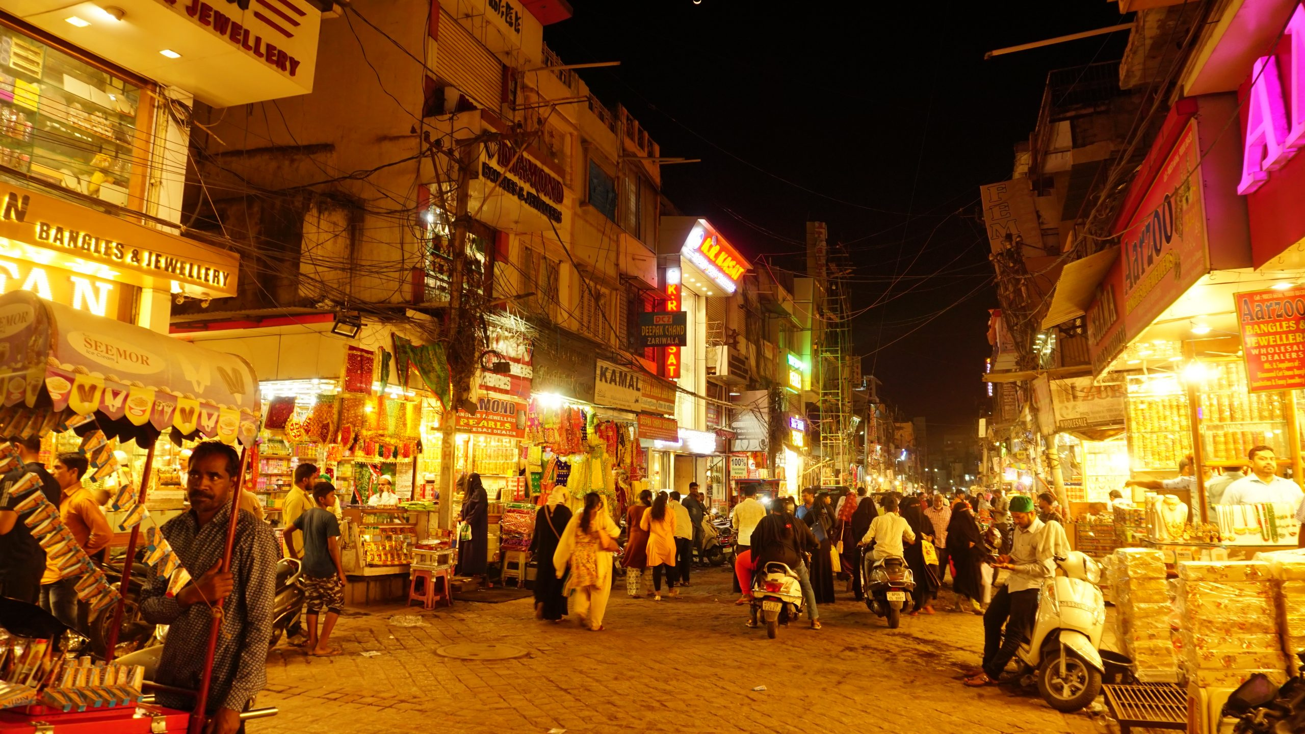 Laad Bazar in Hyderabad