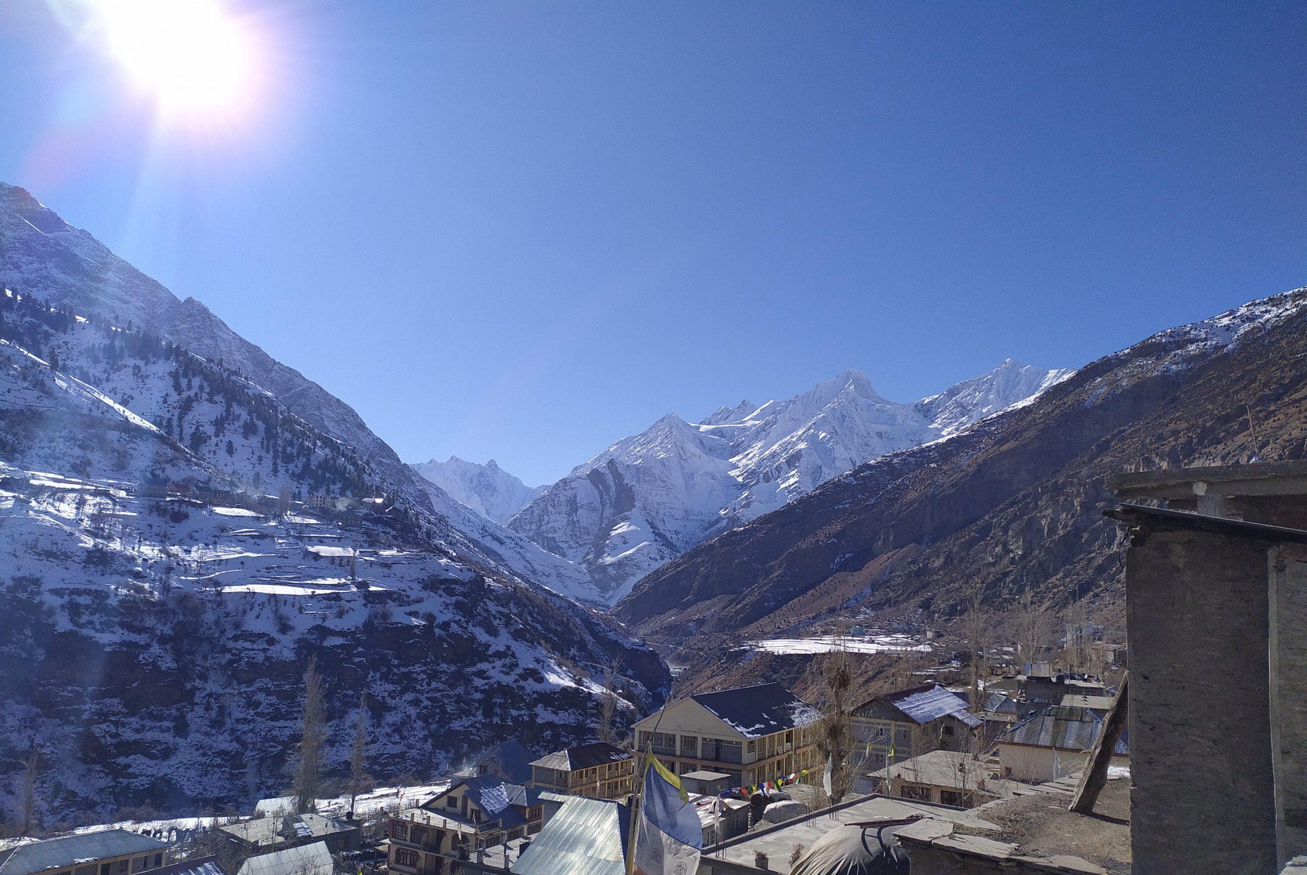Lahaul Spiti Valley