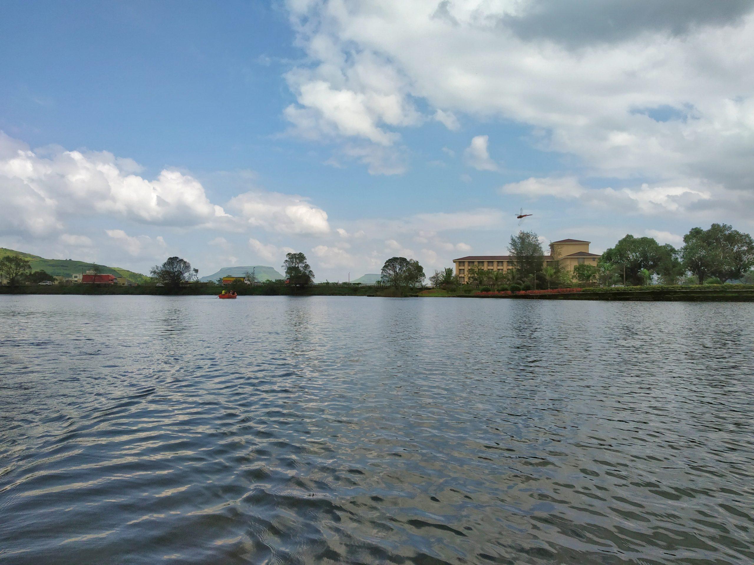 Lake in Saputara,Gujarat