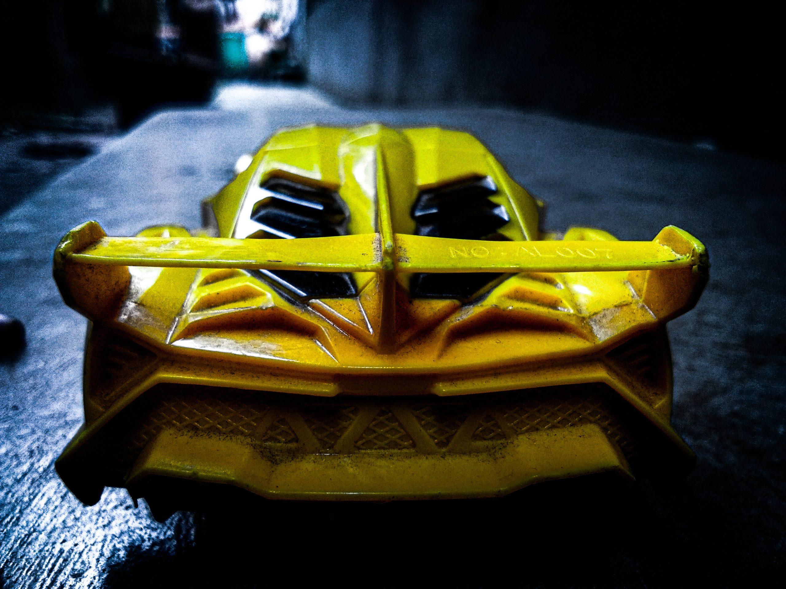 Lamborghini toy car