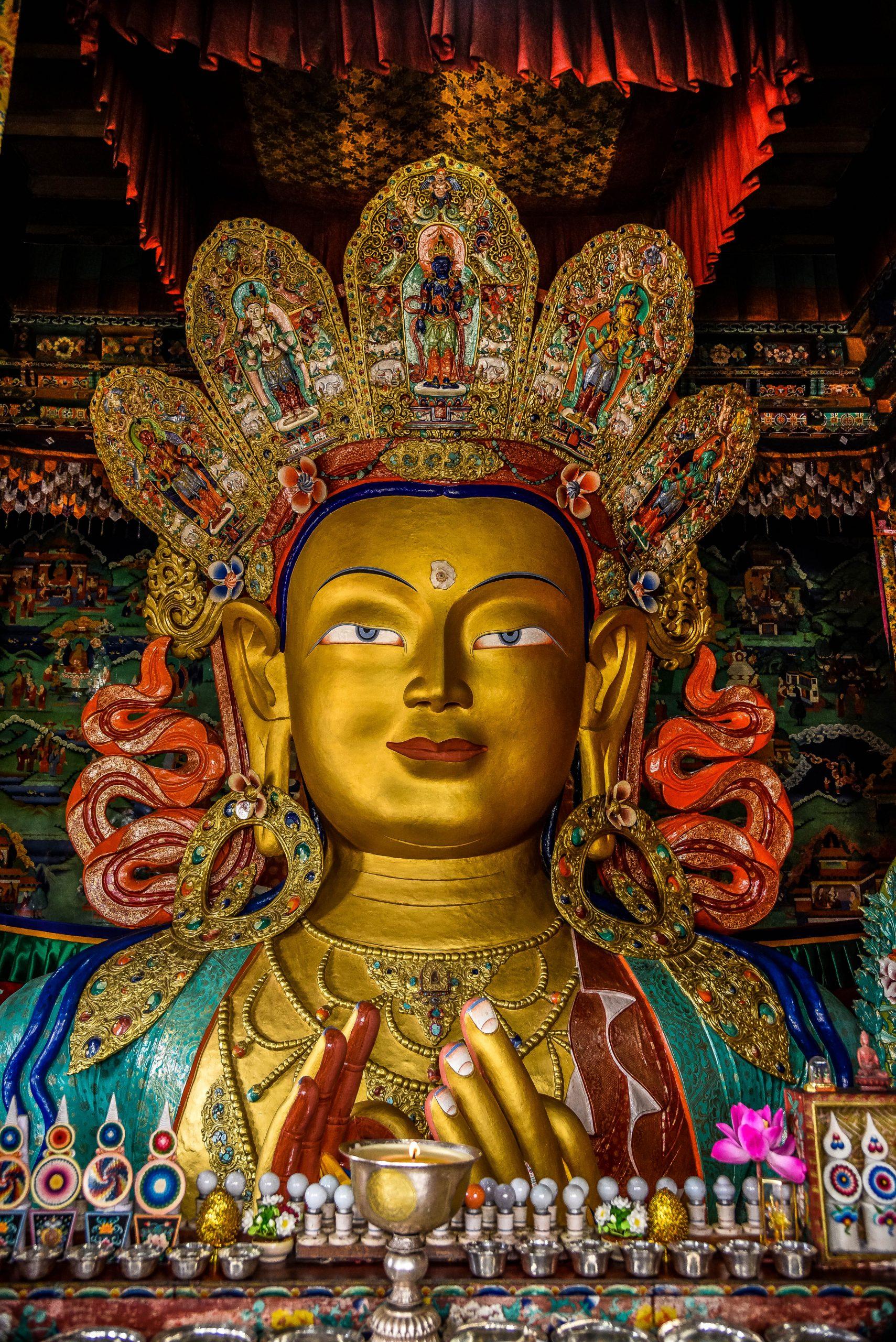 Lord Budhha Idol