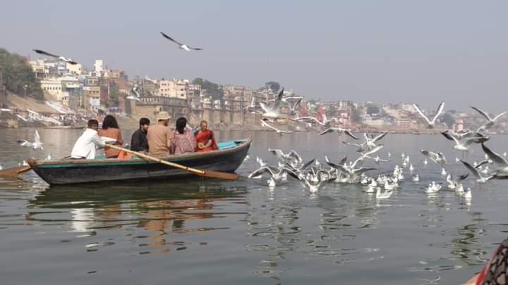 Explore Banaras on boat