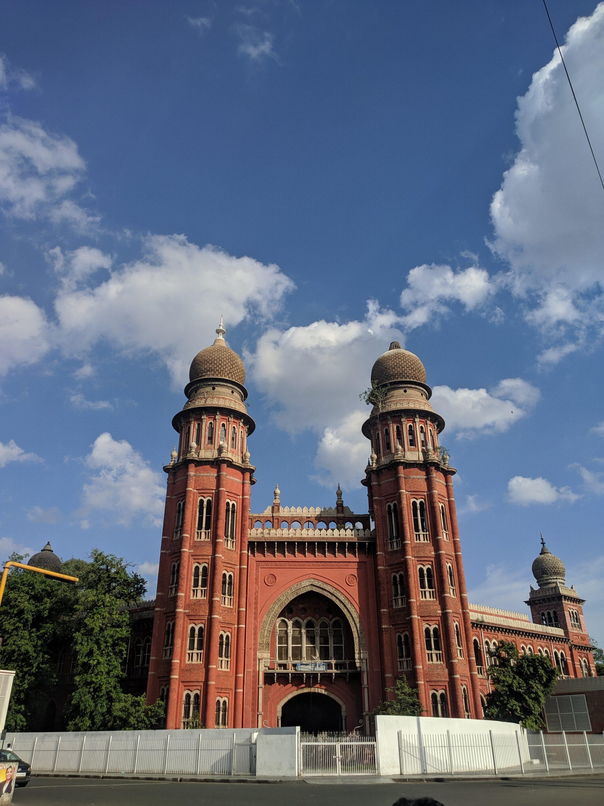 Madras High Court Chennai