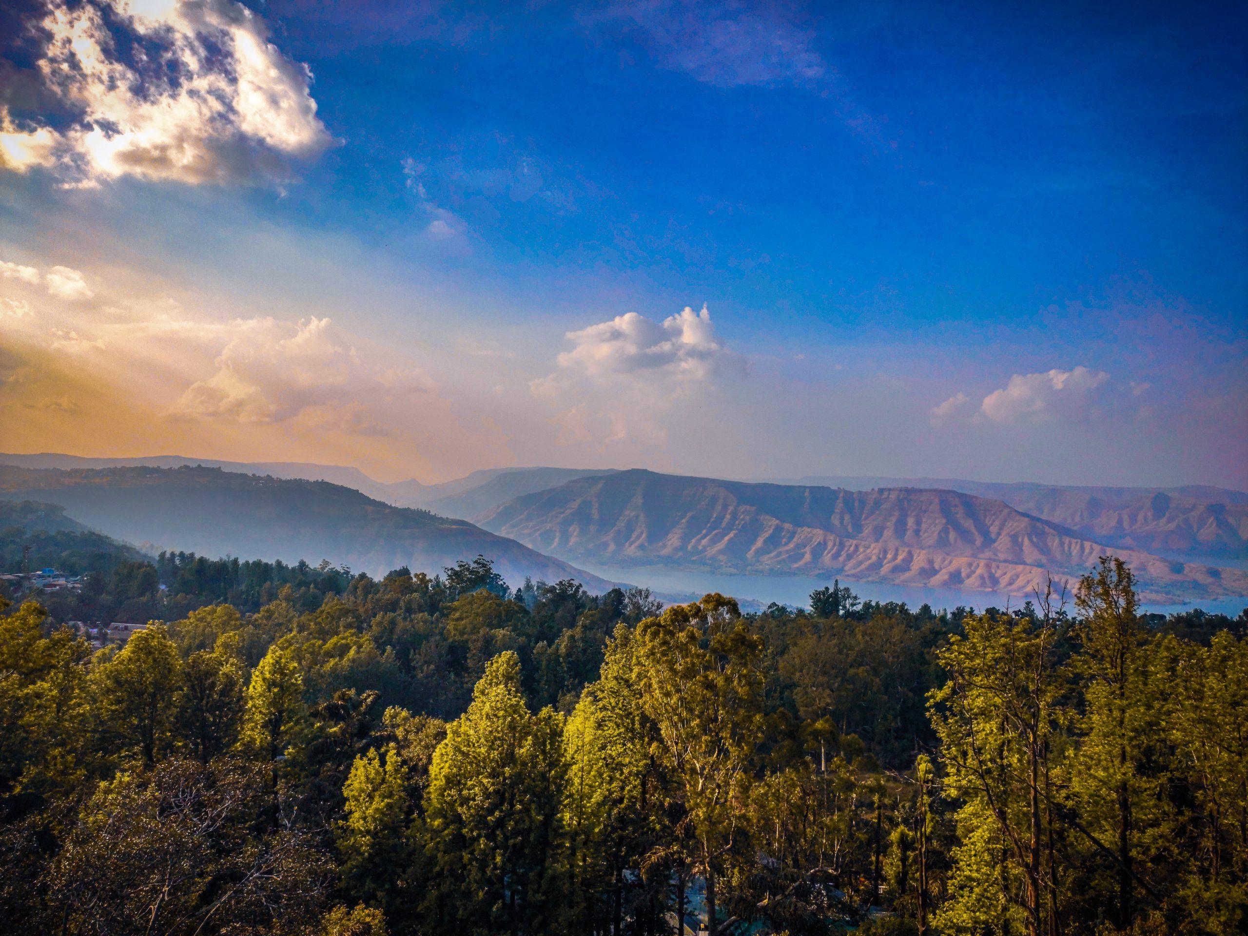 Mahablshwar Hill