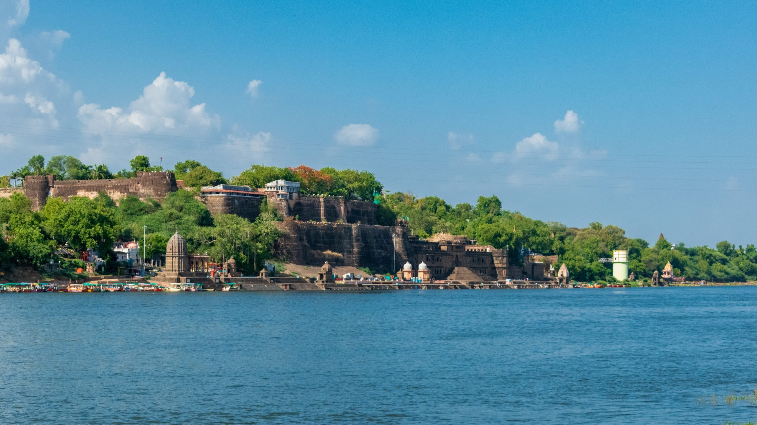 Fort in Maheshwar