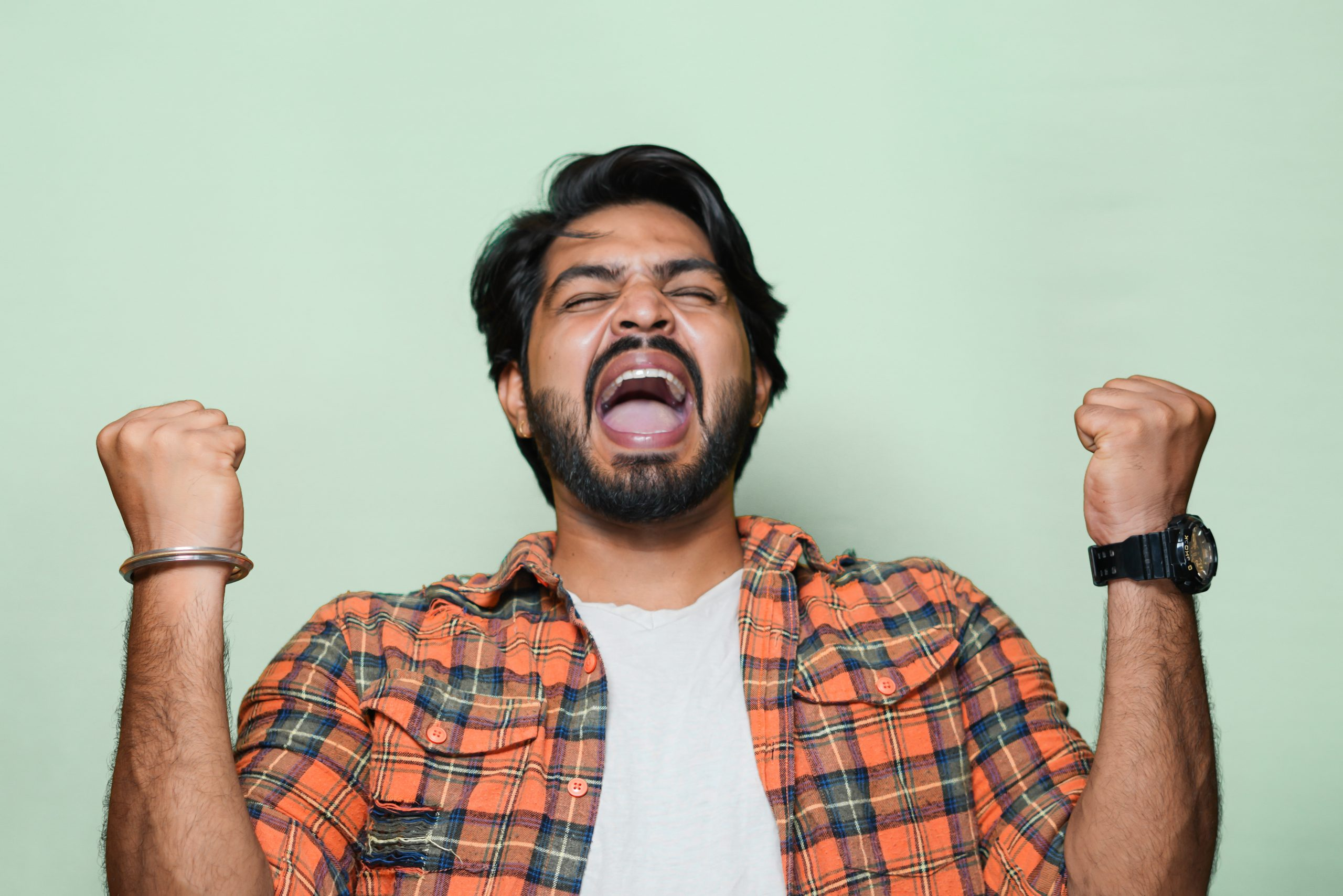 Man look so happy - Free Image by Sukh Photography on PixaHive.com