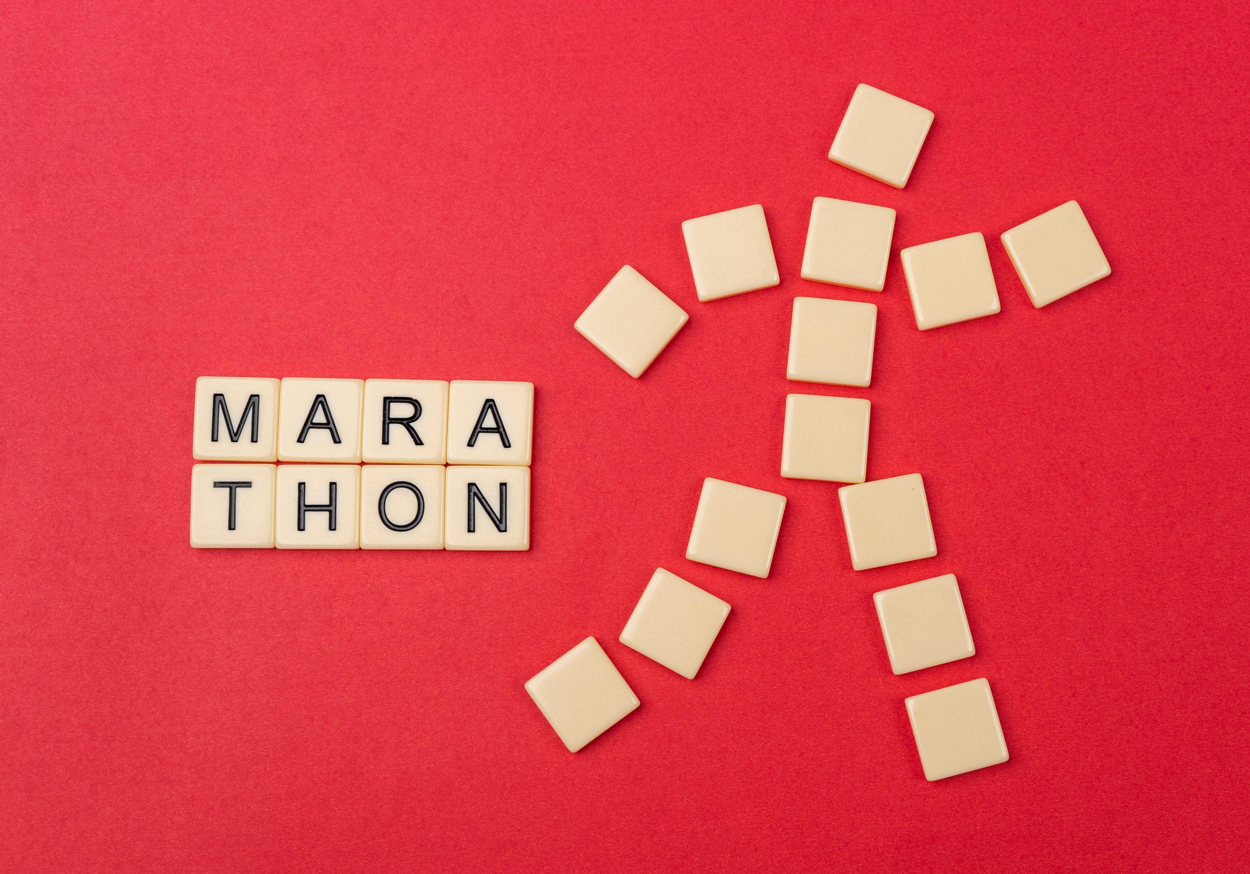 Marathon in Word