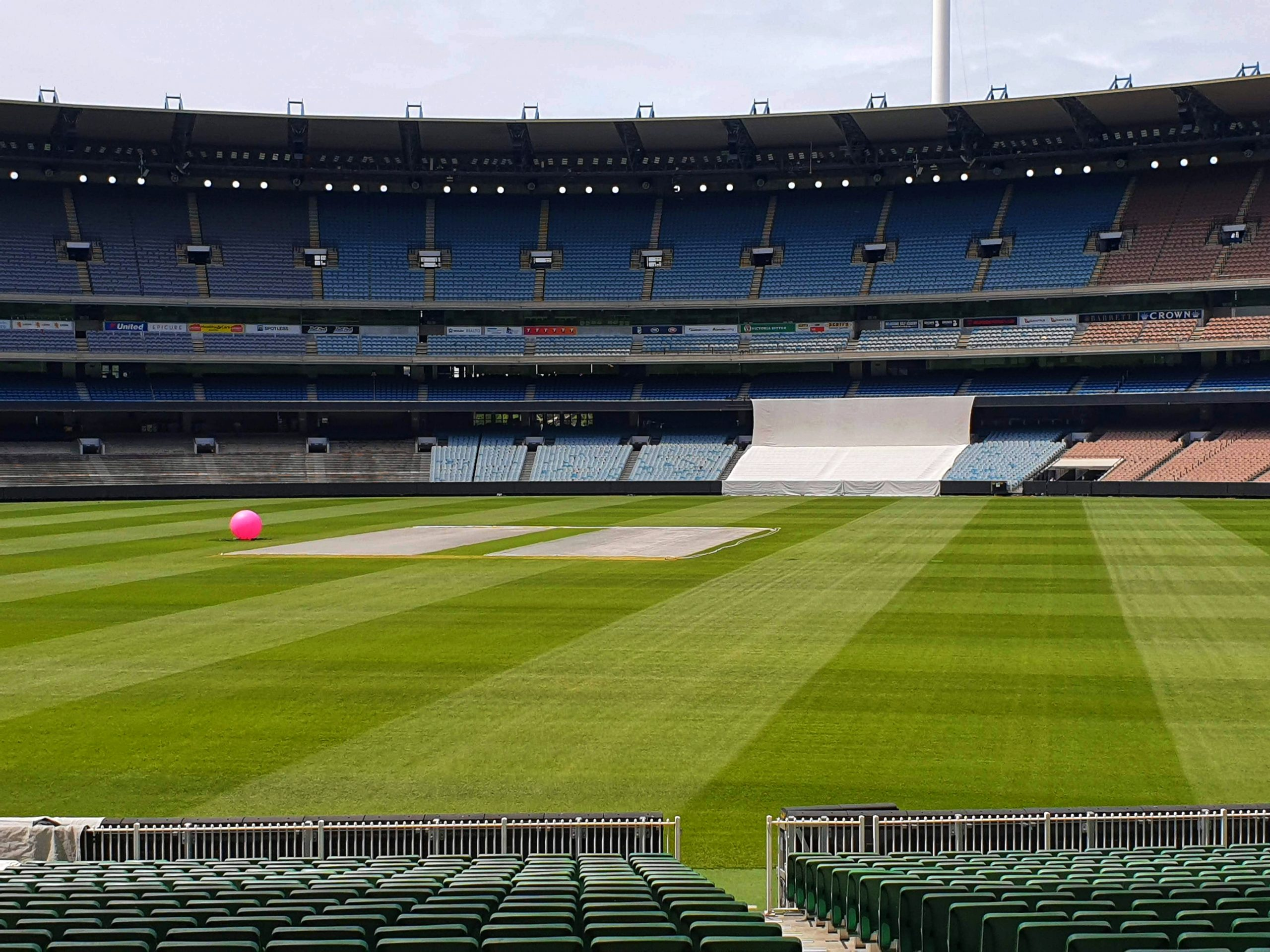 Melbourne Cricket Ground in Australia