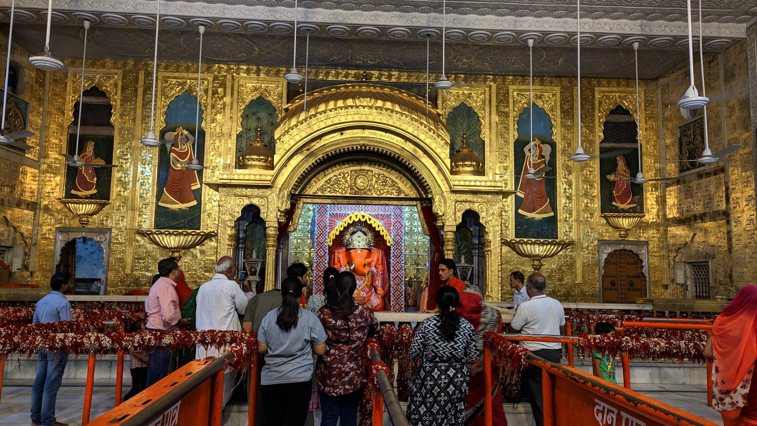 Moti Dungri in Jaipur