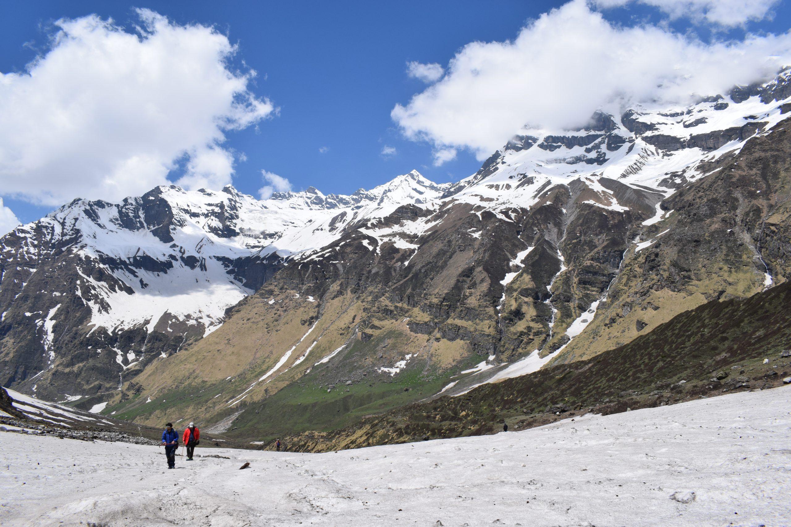 Mountain Ridge Scenery
