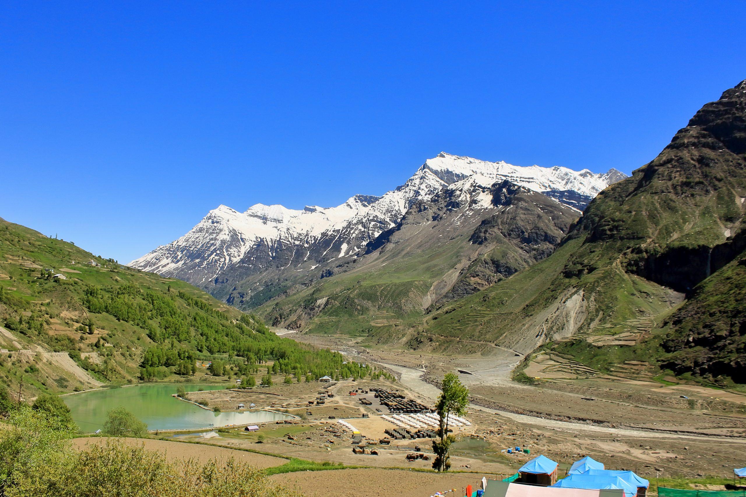 Mountain Valley in Sisu