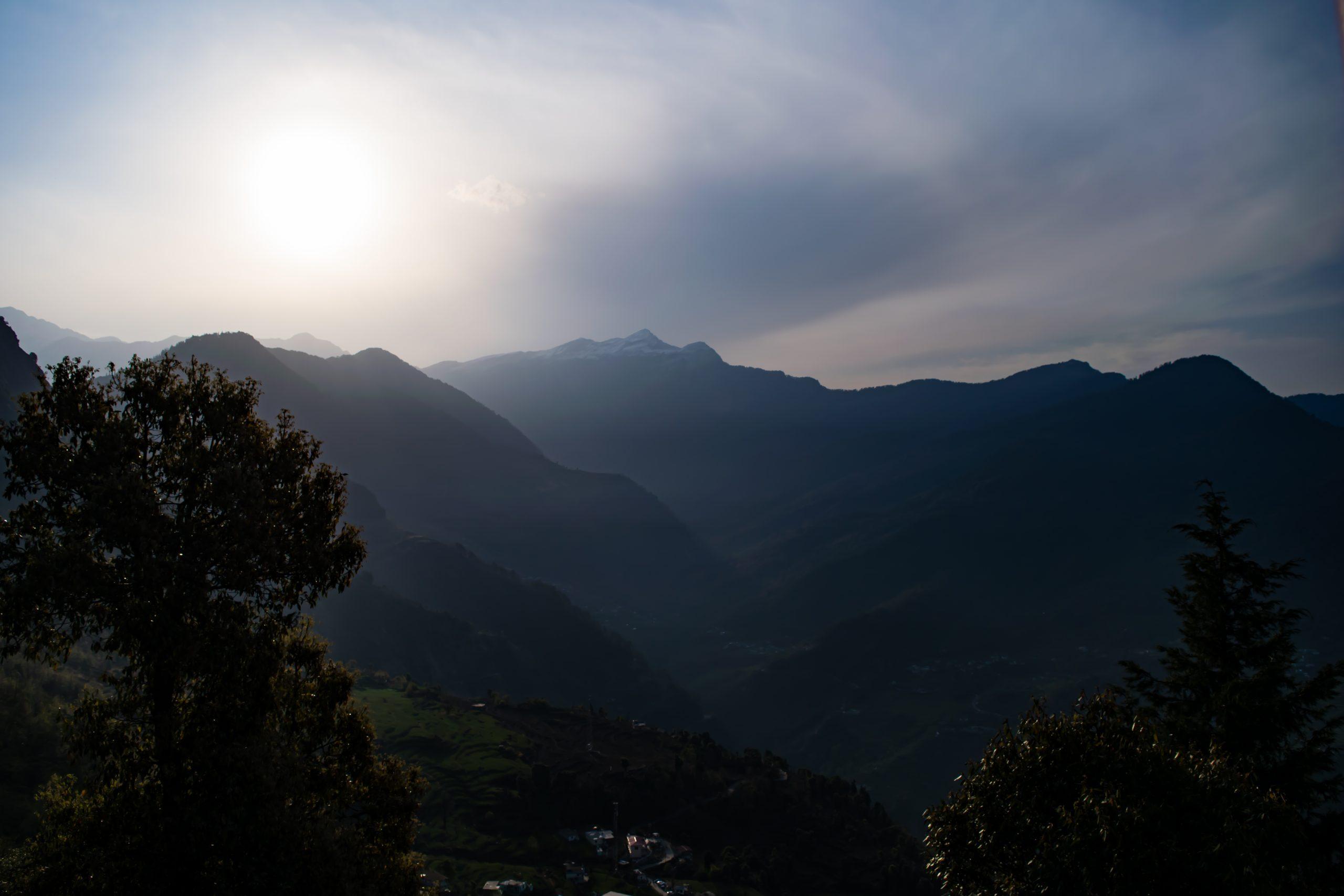 Mountain ranges of Himalaya