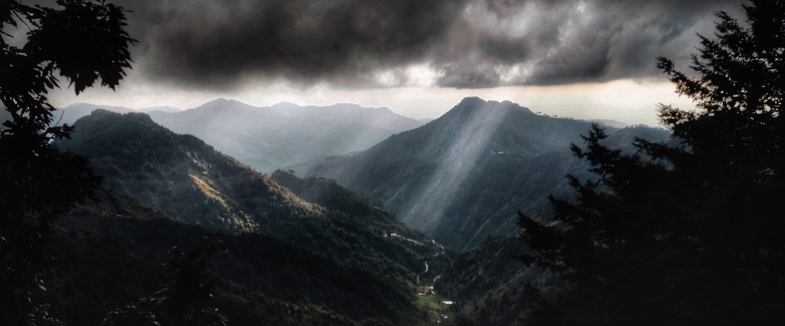 Mountain Valley Mist