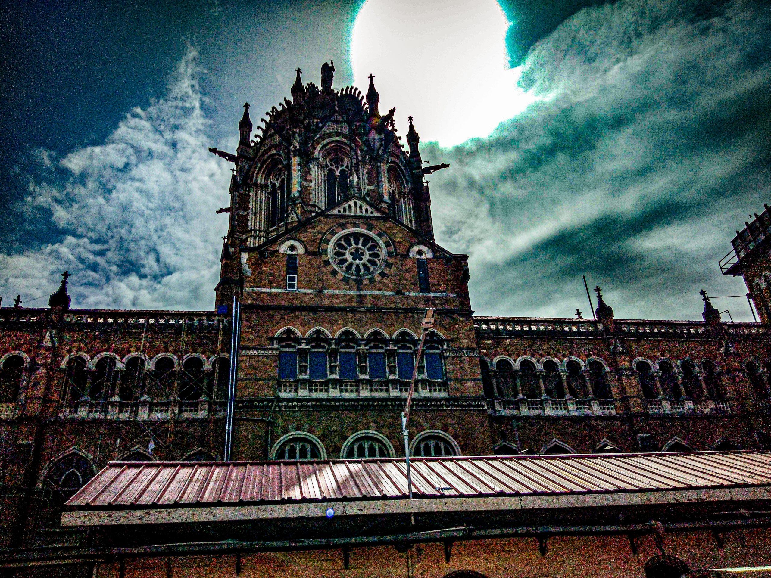 Mumbai CST Station building