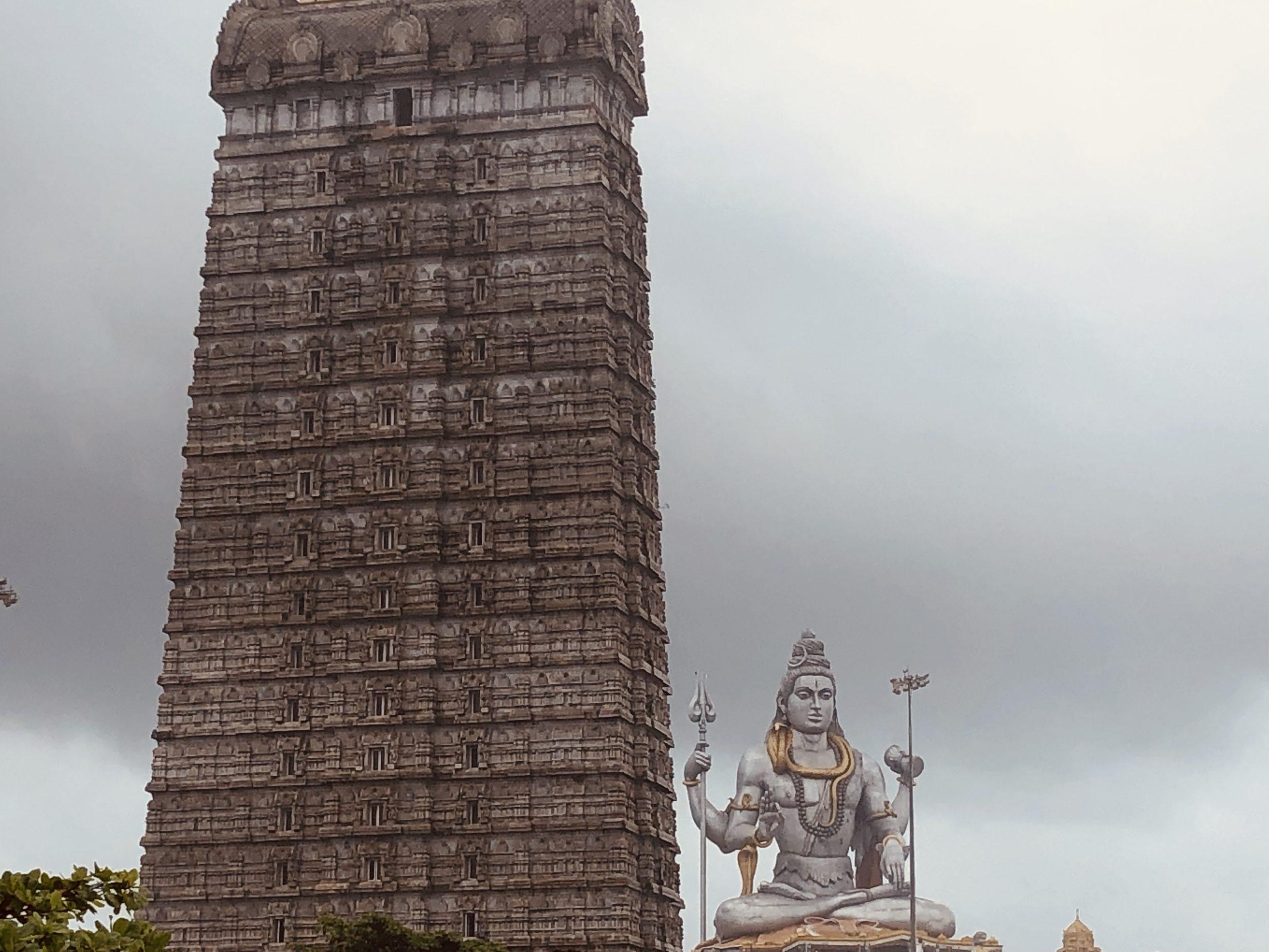 Shiva Murudeshwar Temple.