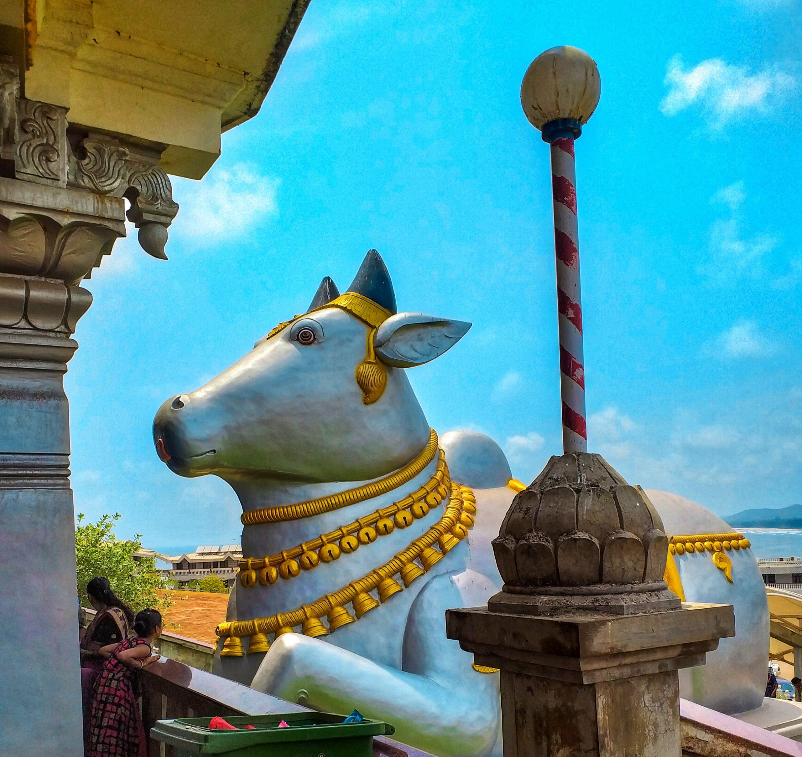 Murudeshwar Temple in Karnataka