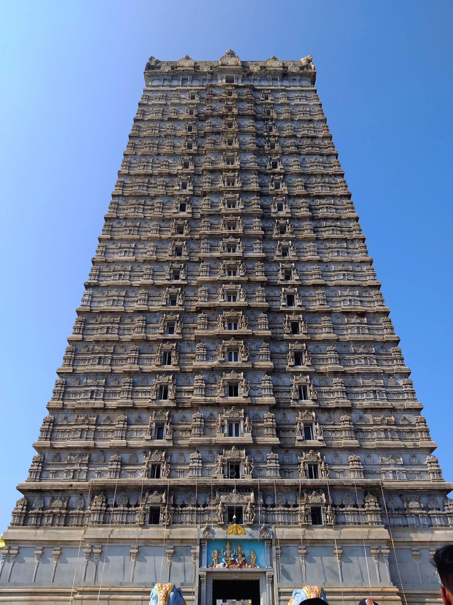 Murudeshwar in Karnataka