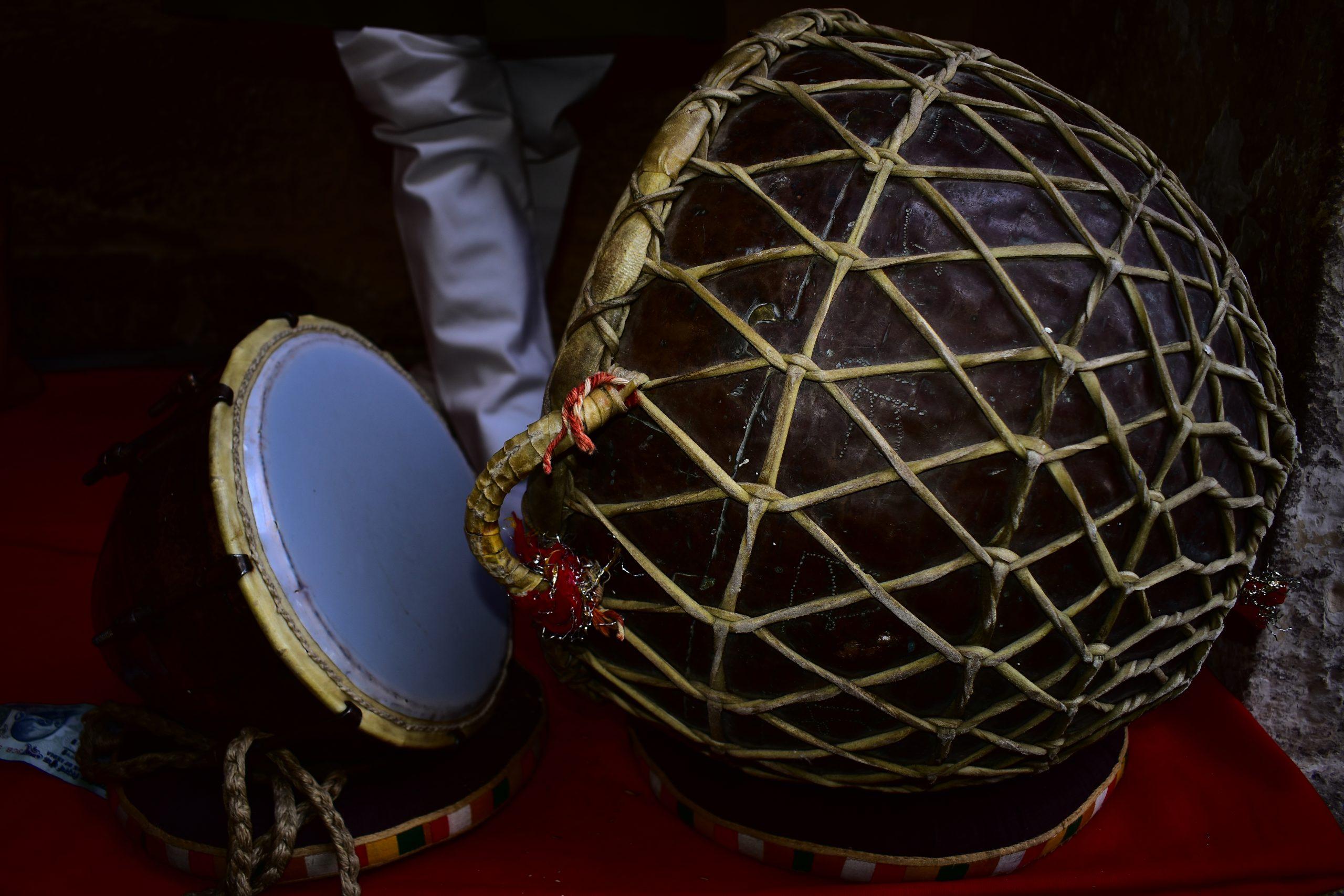 Nagara Indian Drum