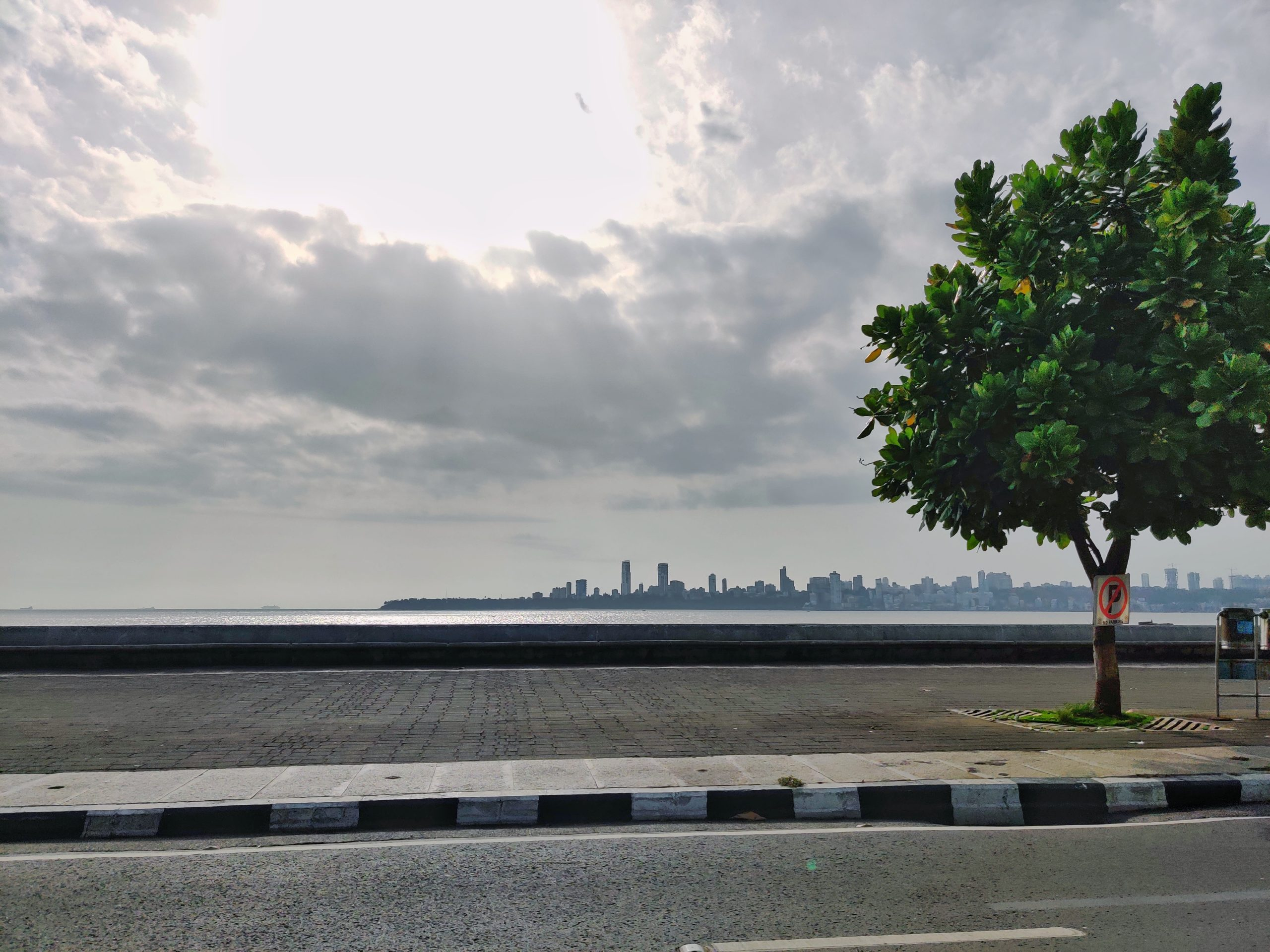 Nariman Point road Mumbai