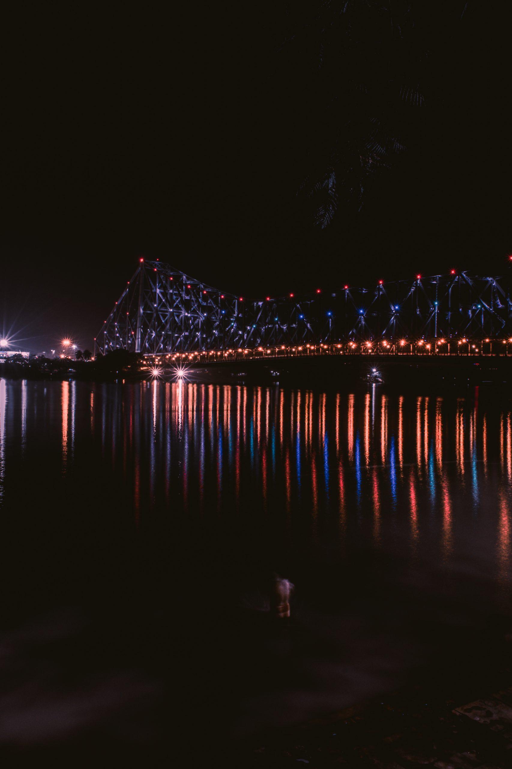 Night View Of Citylights