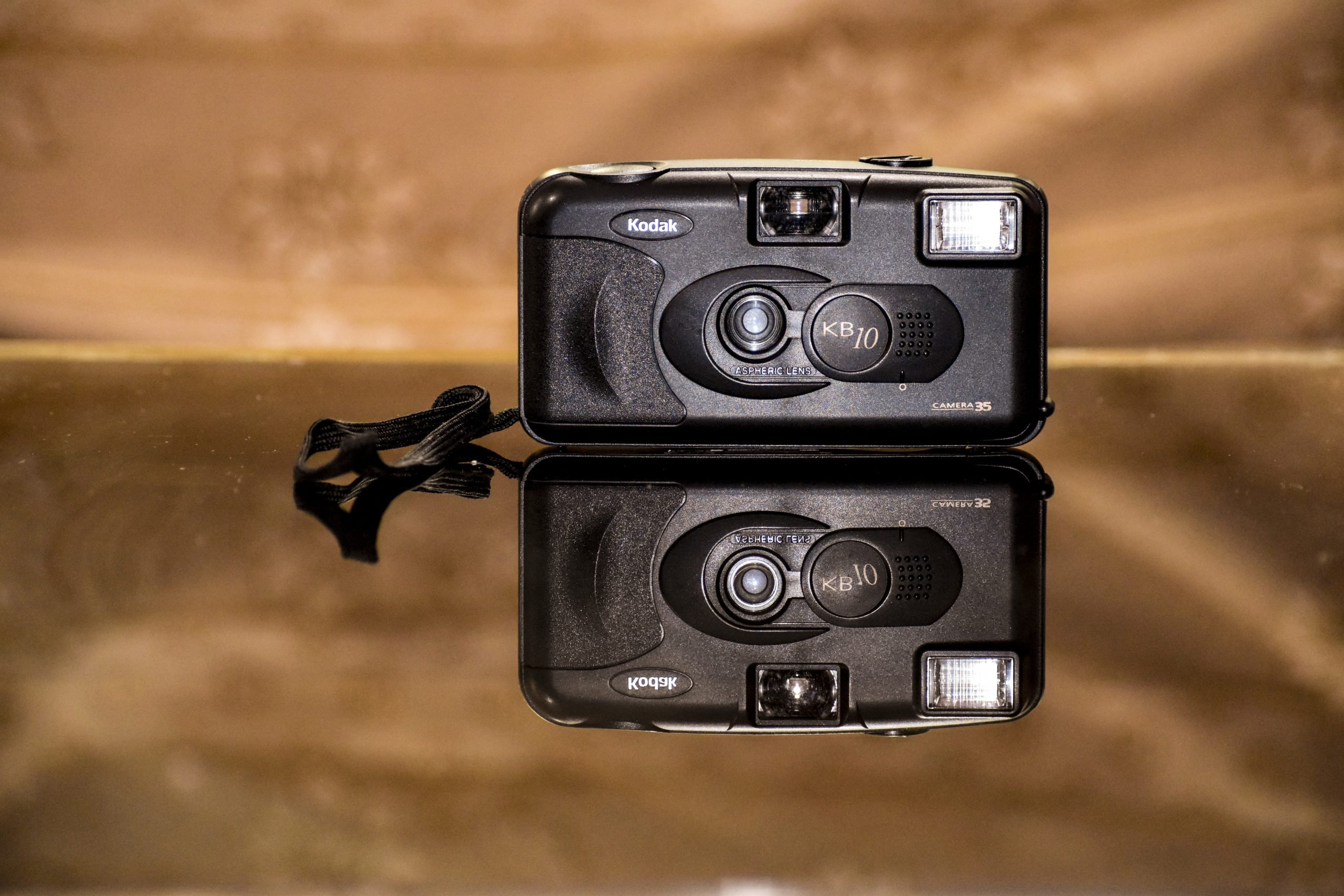 Old Vintage Kodak Camera