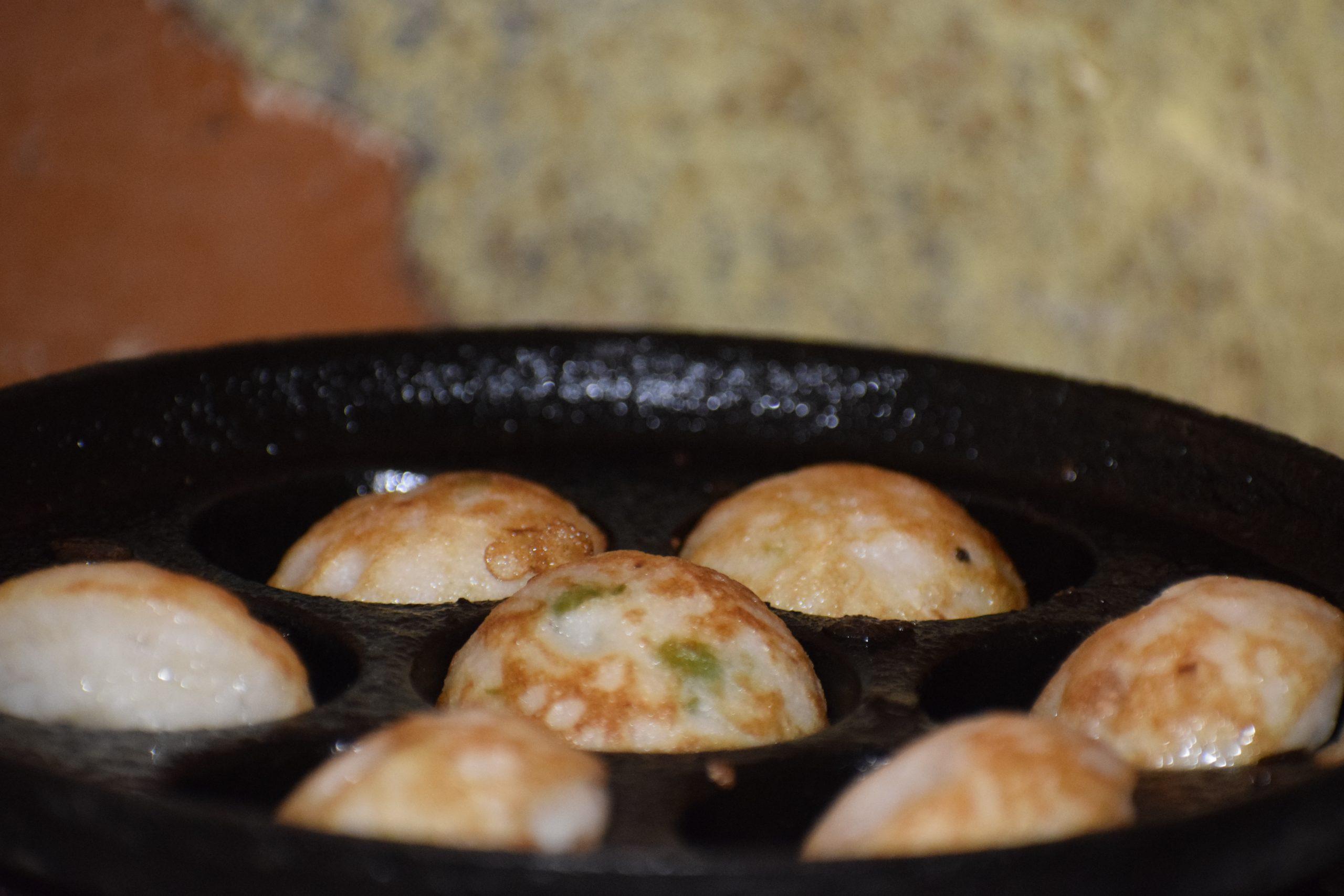 Paddu in Pan