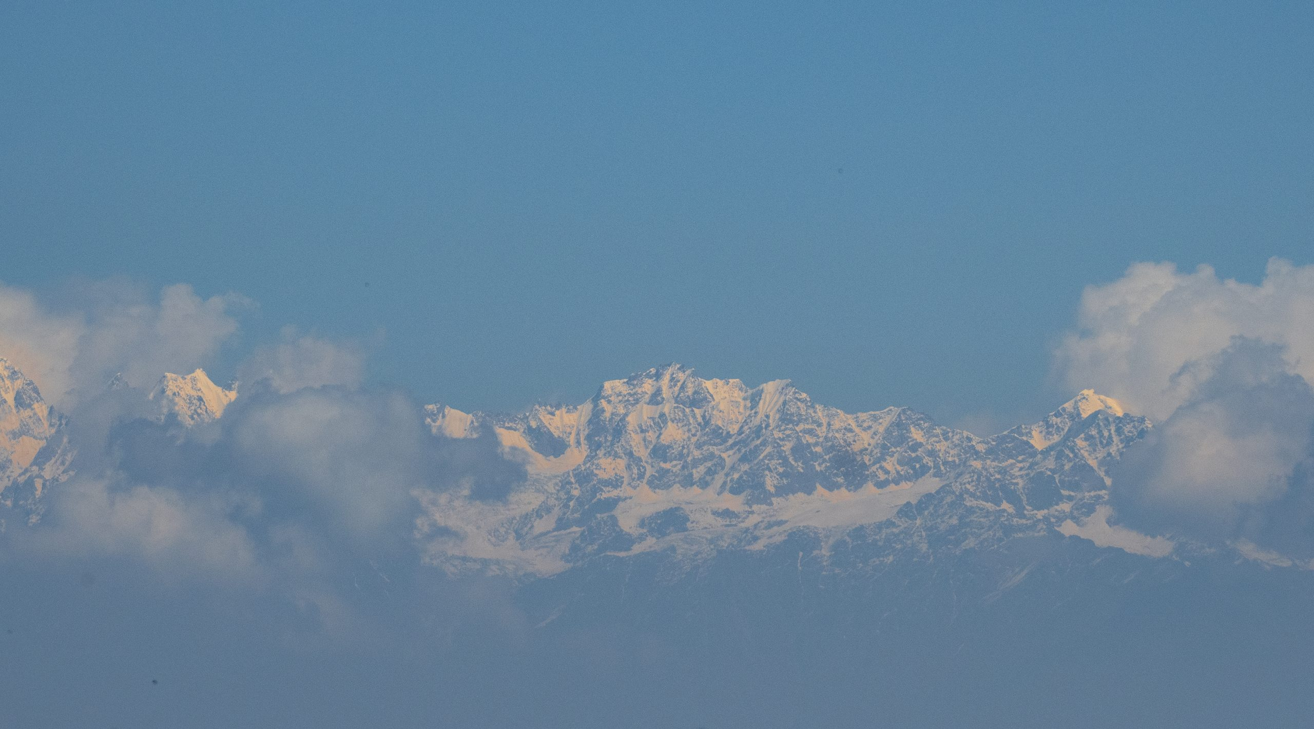 Panchachuli Peaks Himalayan in eastern Kumaon