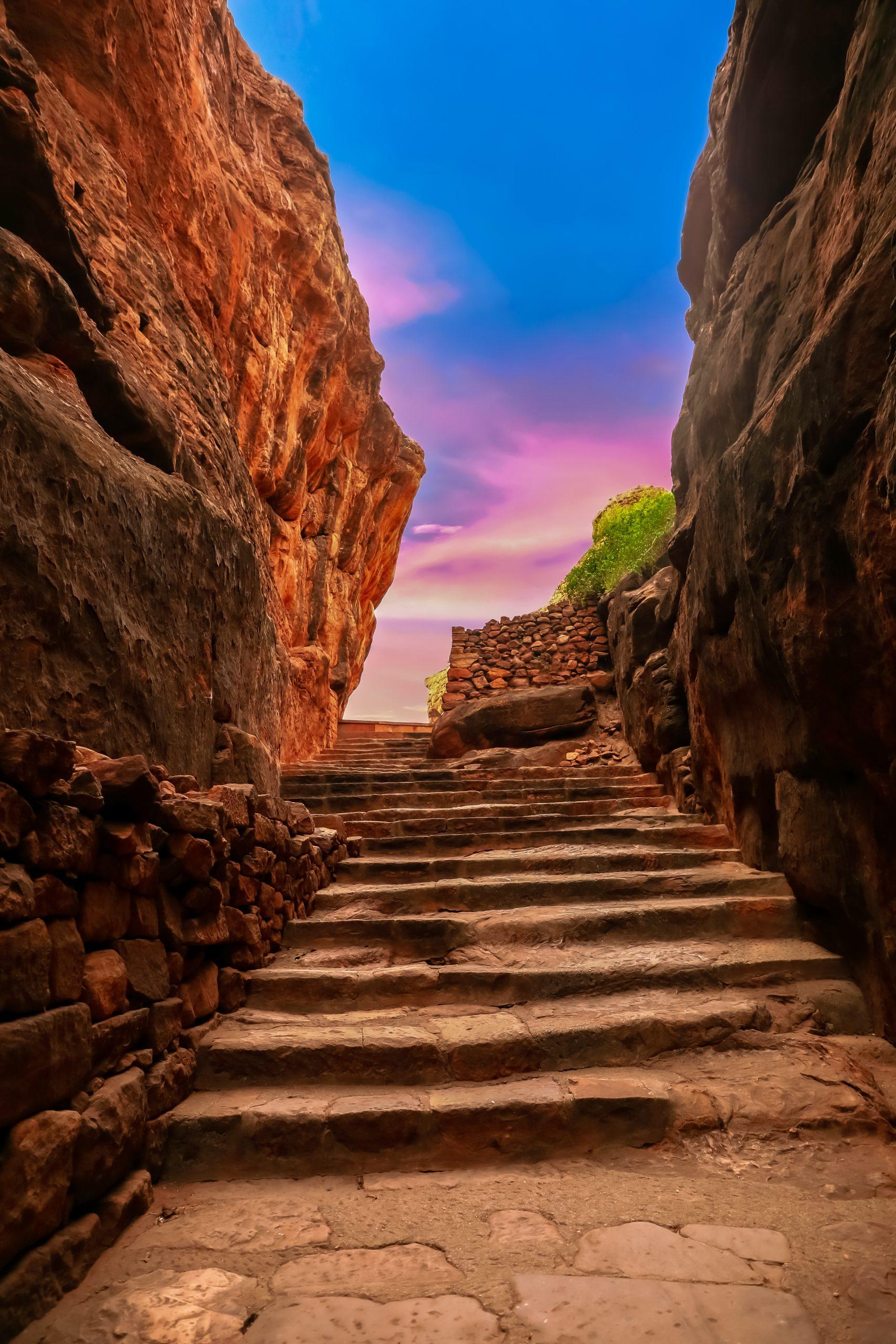 Path for the heaven – Badami