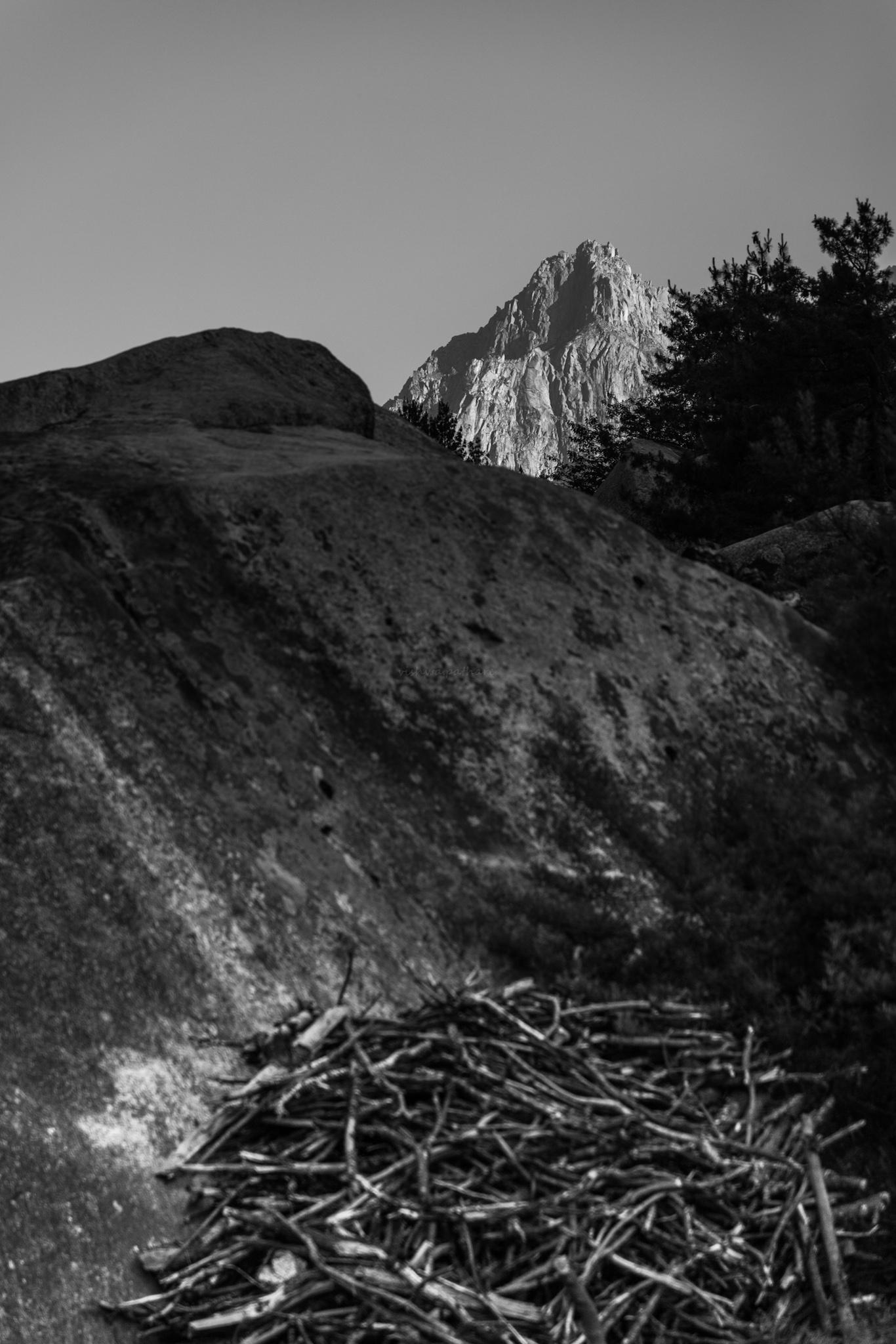 Peeking Mountain Peak