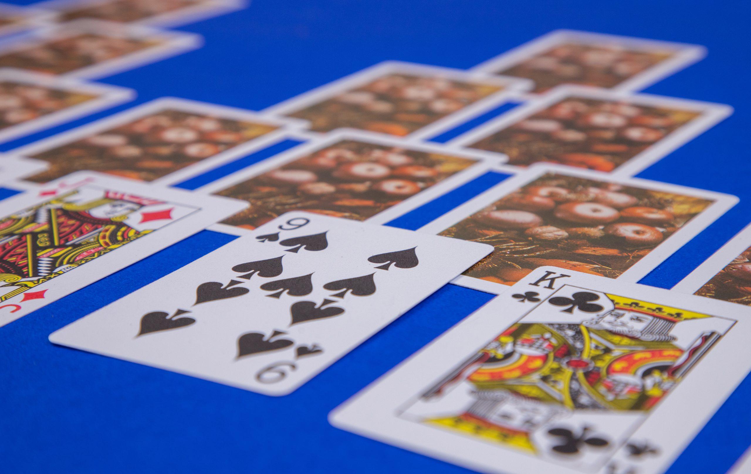 Playing Cards Setup